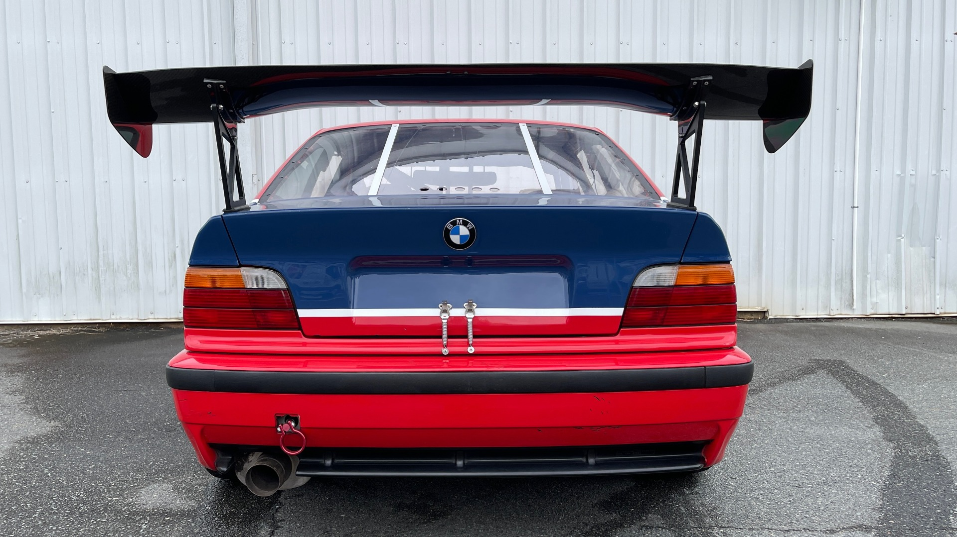 Used 1996 BMW 3-SERIES M3 TRACK CAR / 5-SPD / MANUAL / FULL CAGE / CARBON FIBER WING for sale $47,995 at Formula Imports in Charlotte NC 28227 39