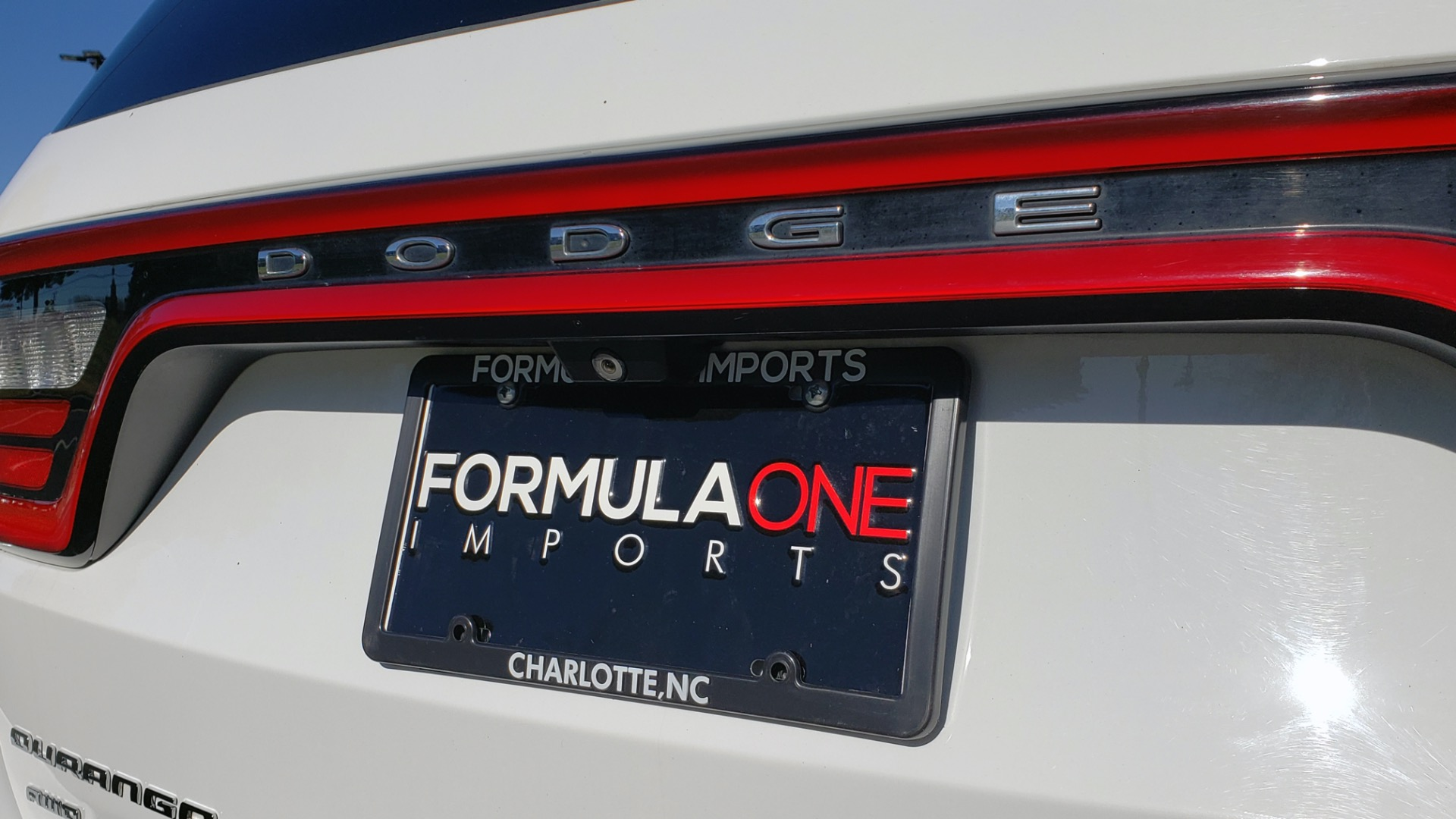 Used 2015 Dodge DURANGO LIMITED AWD / 3.6L V6 / 8-SPD AUTO / 3-ROW / REARVIEW for sale Sold at Formula Imports in Charlotte NC 28227 34