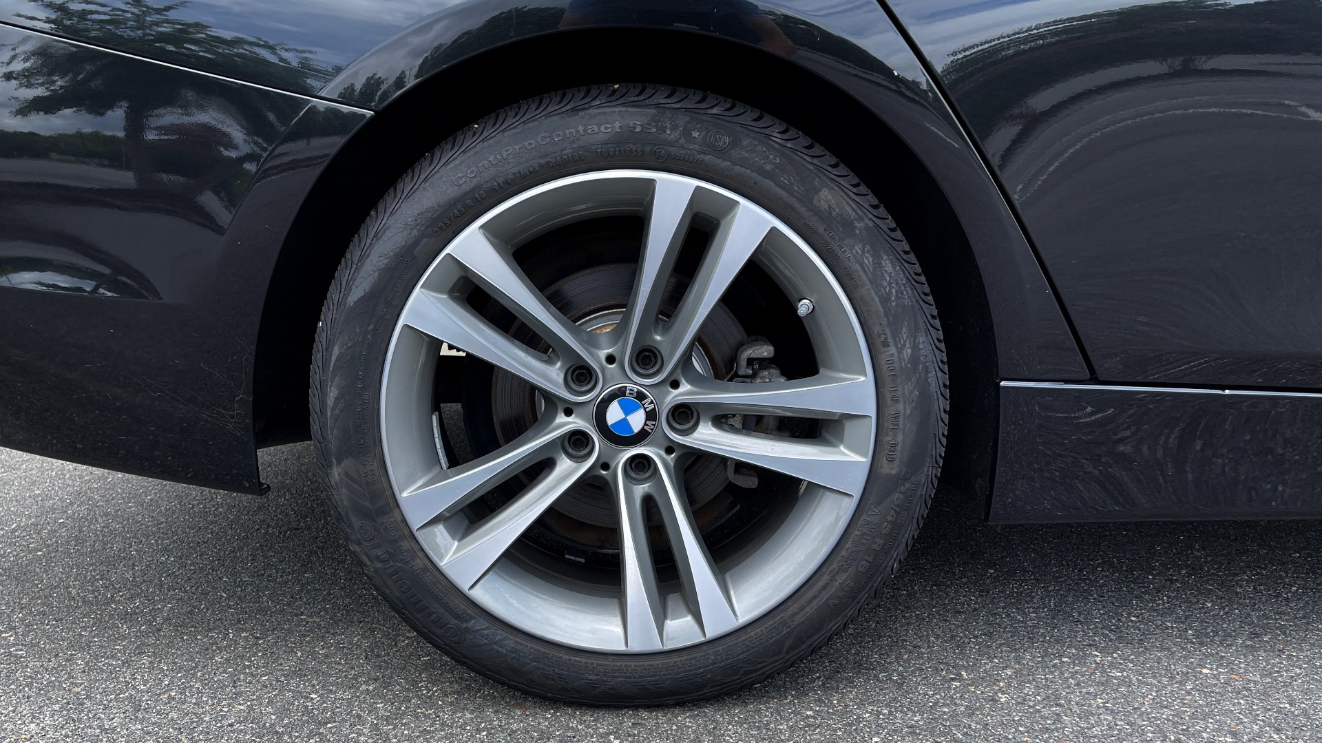 Used 2018 BMW 3 SERIES 330IXDRIVE / NAV / CONV PKG / ABSD / SUNROOF / REARVIEW for sale $29,599 at Formula Imports in Charlotte NC 28227 66