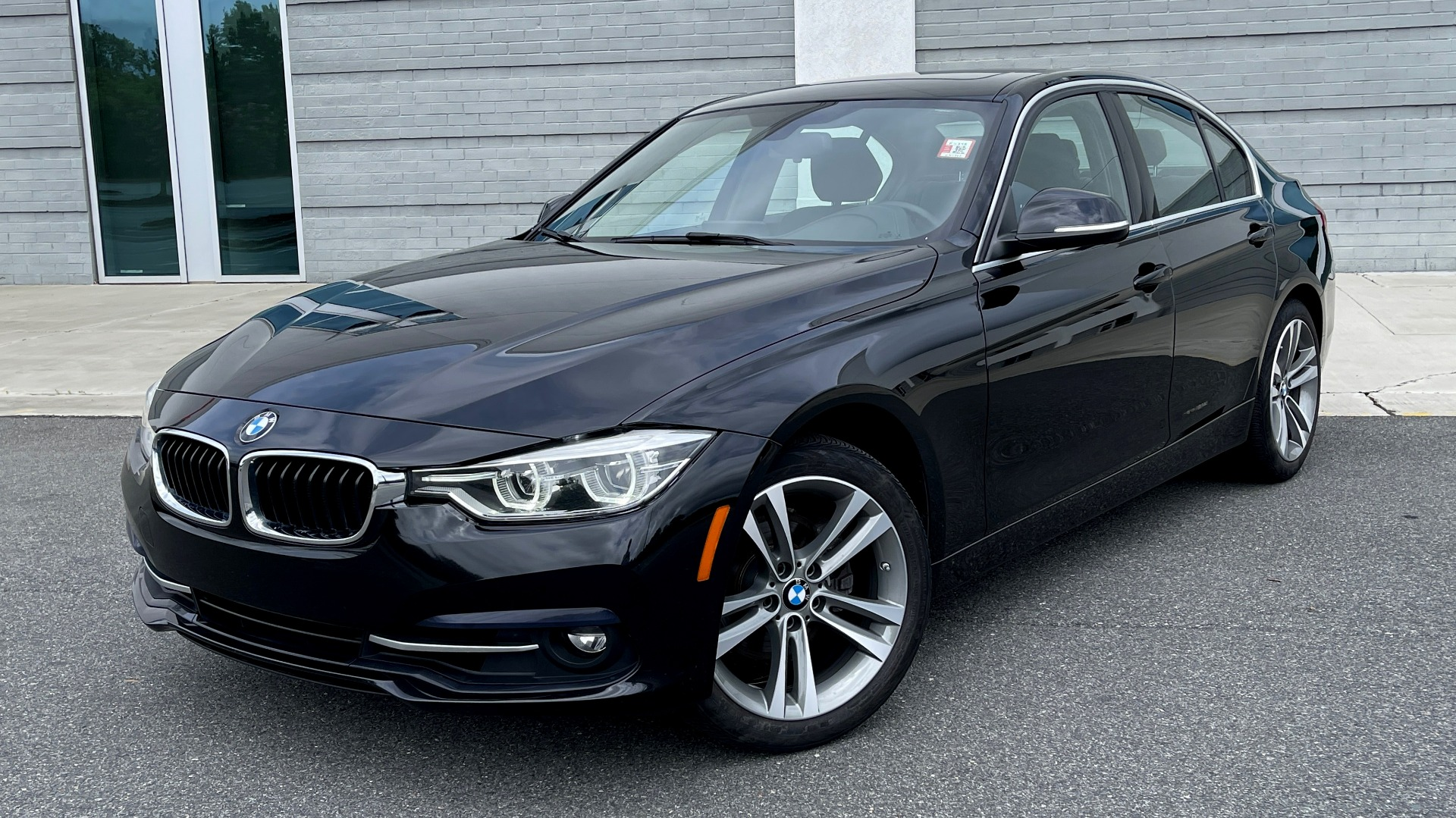 Used 2018 BMW 3 SERIES 330IXDRIVE / NAV / CONV PKG / ABSD / SUNROOF / REARVIEW for sale $29,599 at Formula Imports in Charlotte NC 28227 1