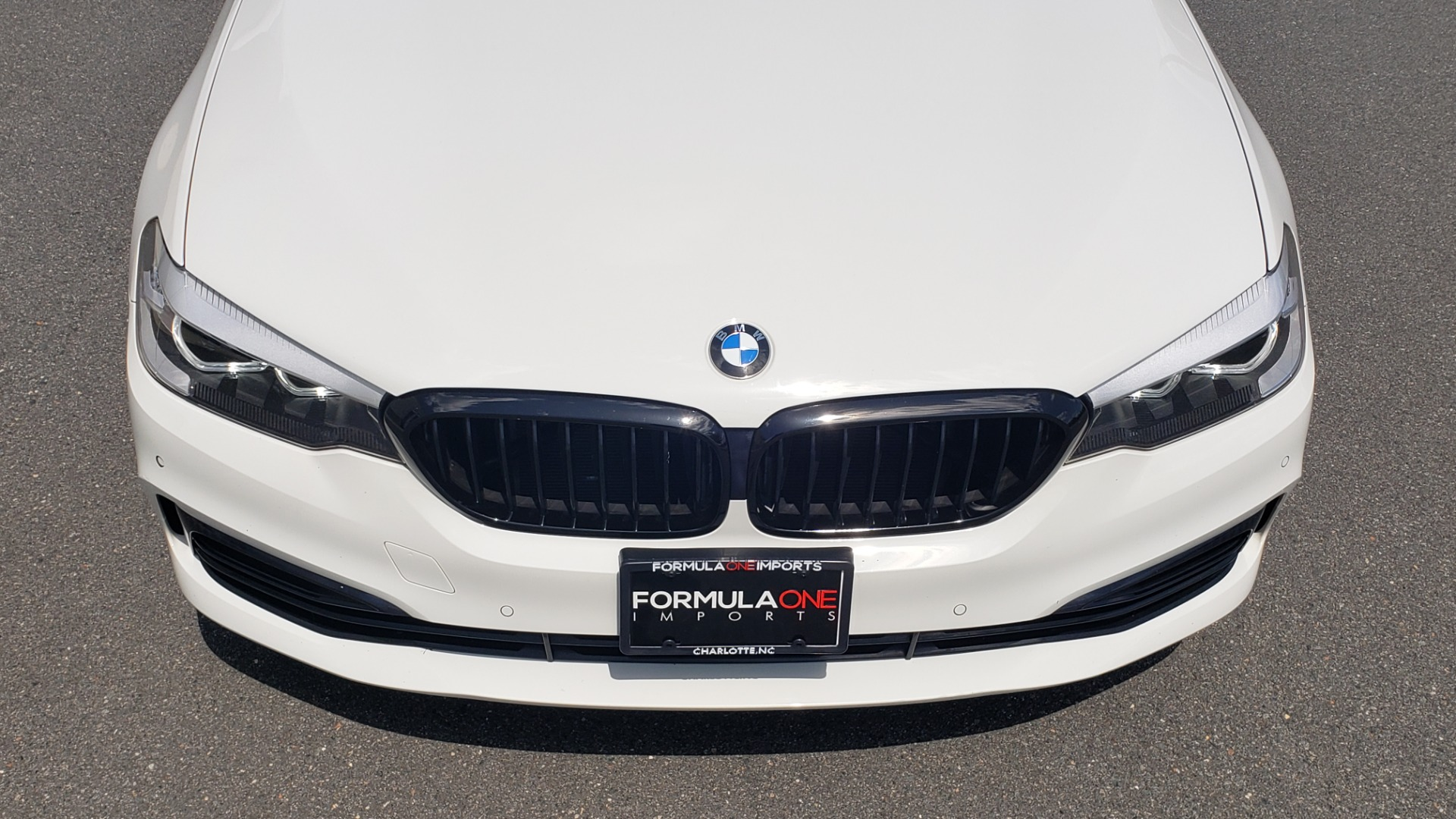 Used 2018 BMW 5 SERIES 530I XDRIVE PREMIUM / PARK ASST / NAV / SUNROOF / REARIEW for sale $37,795 at Formula Imports in Charlotte NC 28227 22