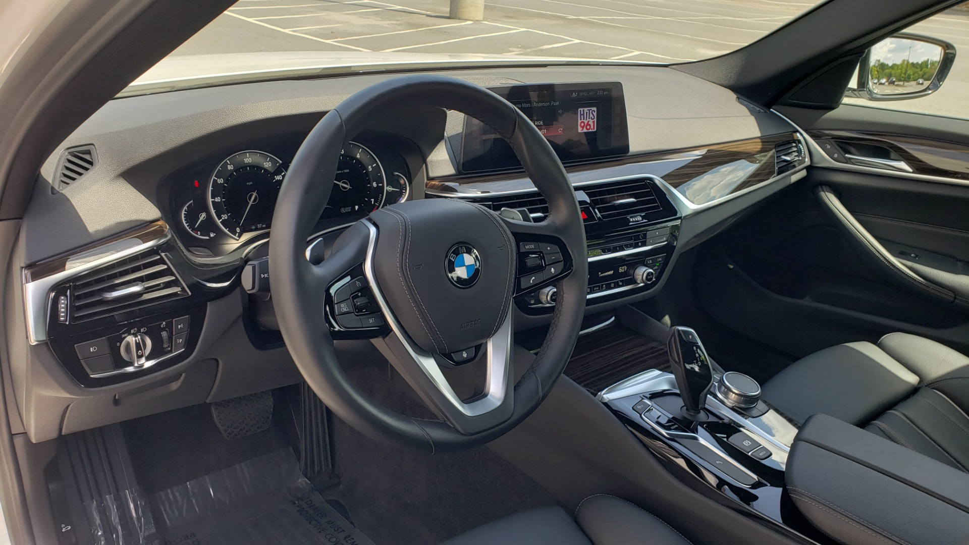 Used 2018 BMW 5 SERIES 530I XDRIVE PREMIUM / PARK ASST / NAV / SUNROOF / REARIEW for sale $37,795 at Formula Imports in Charlotte NC 28227 33