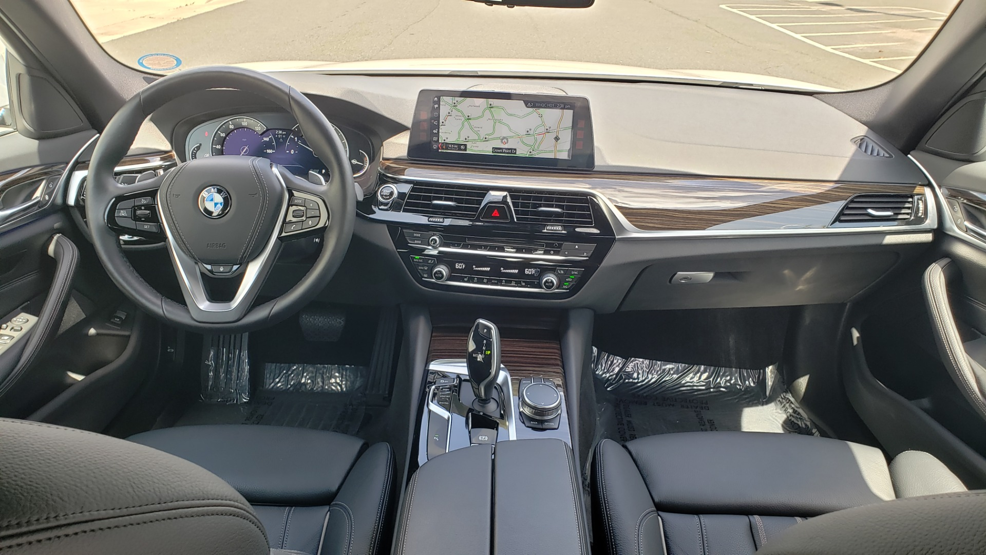Used 2018 BMW 5 SERIES 530I XDRIVE PREMIUM / PARK ASST / NAV / SUNROOF / REARIEW for sale $37,795 at Formula Imports in Charlotte NC 28227 72
