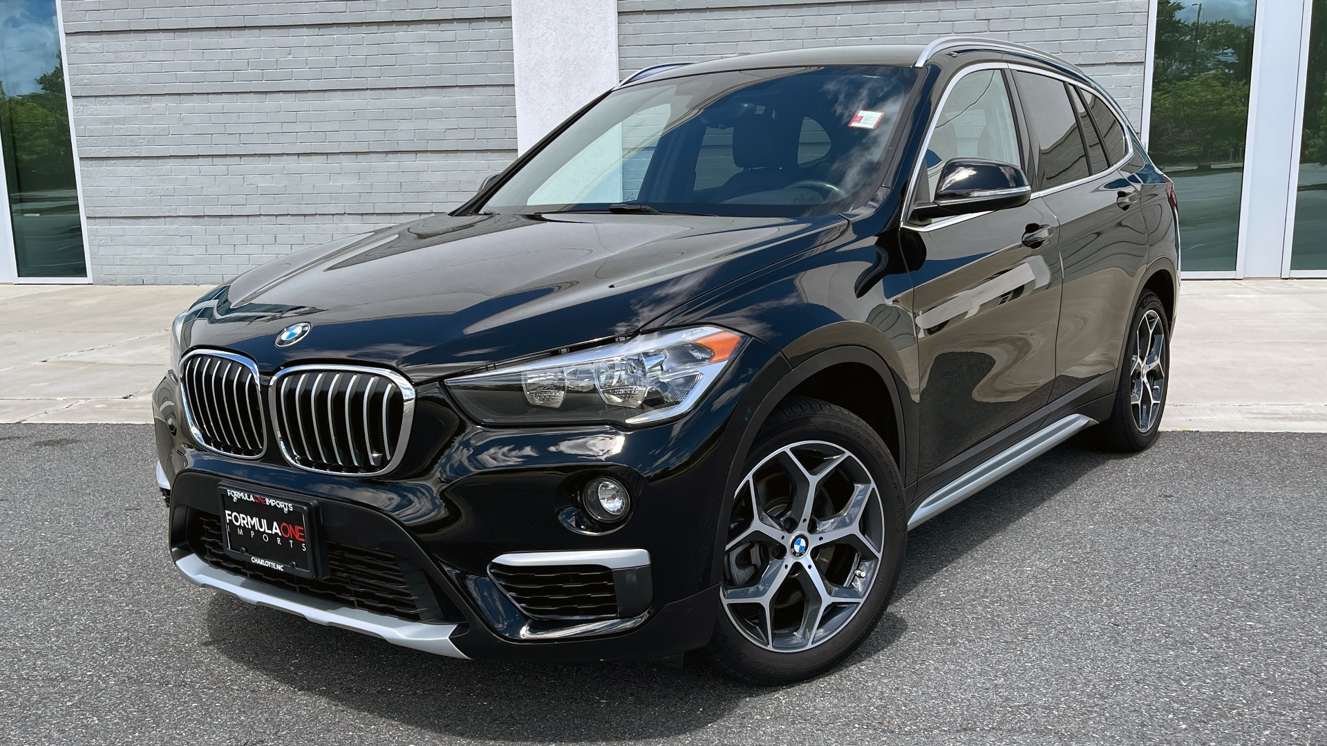 Used 2018 BMW X1 XDRIVE28I / 2.0L / AWD / 8-SPD AUTO / REARVIEW for sale $29,395 at Formula Imports in Charlotte NC 28227 1