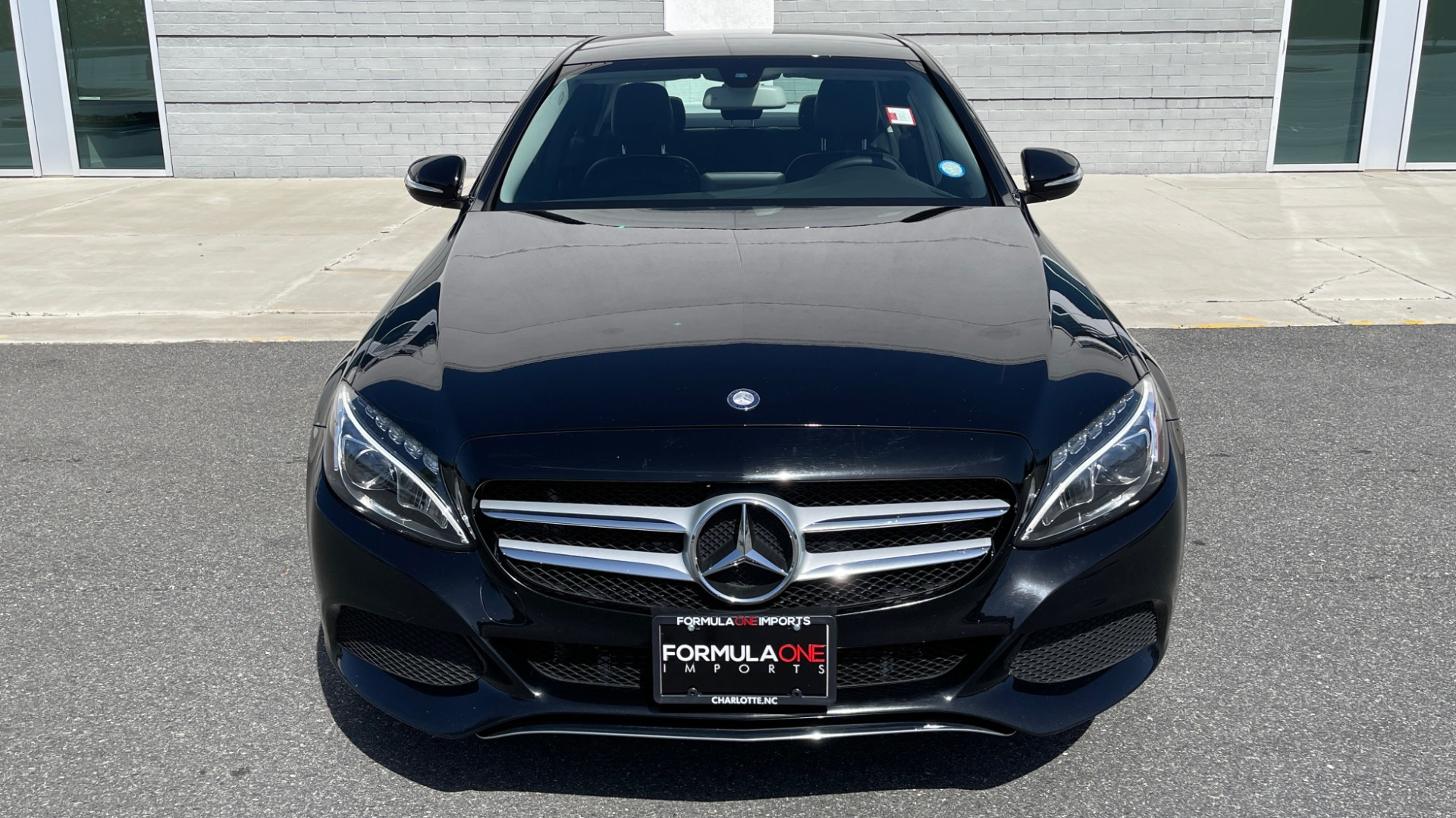 Used 2015 Mercedes-Benz C-CLASS C 300 4MATIC PREMIUM / MULTI MEDIA PKG / BSA / REARVIEW for sale $21,795 at Formula Imports in Charlotte NC 28227 12