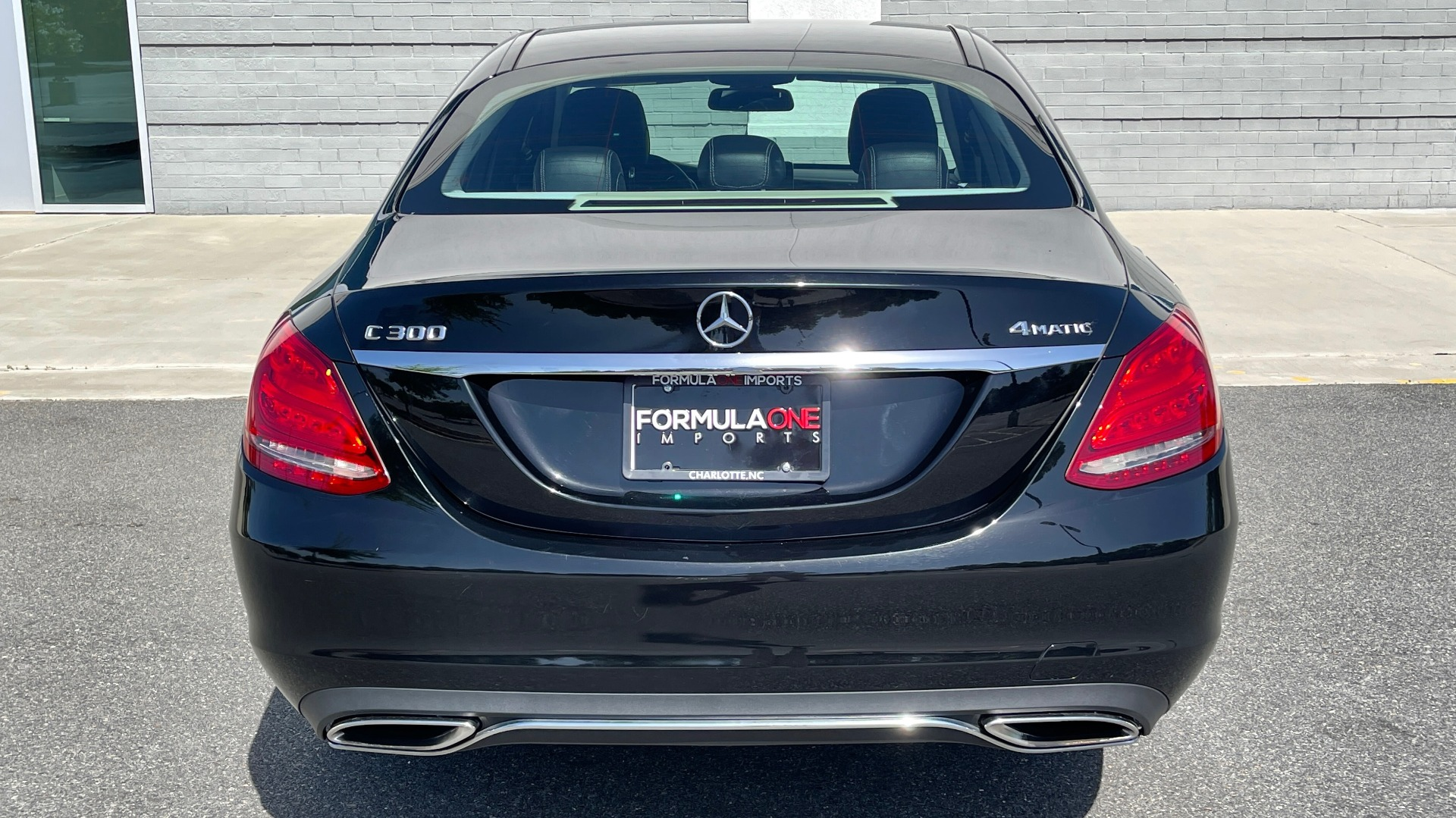 Used 2015 Mercedes-Benz C-CLASS C 300 4MATIC PREMIUM / MULTI MEDIA PKG / BSA / REARVIEW for sale $21,795 at Formula Imports in Charlotte NC 28227 21