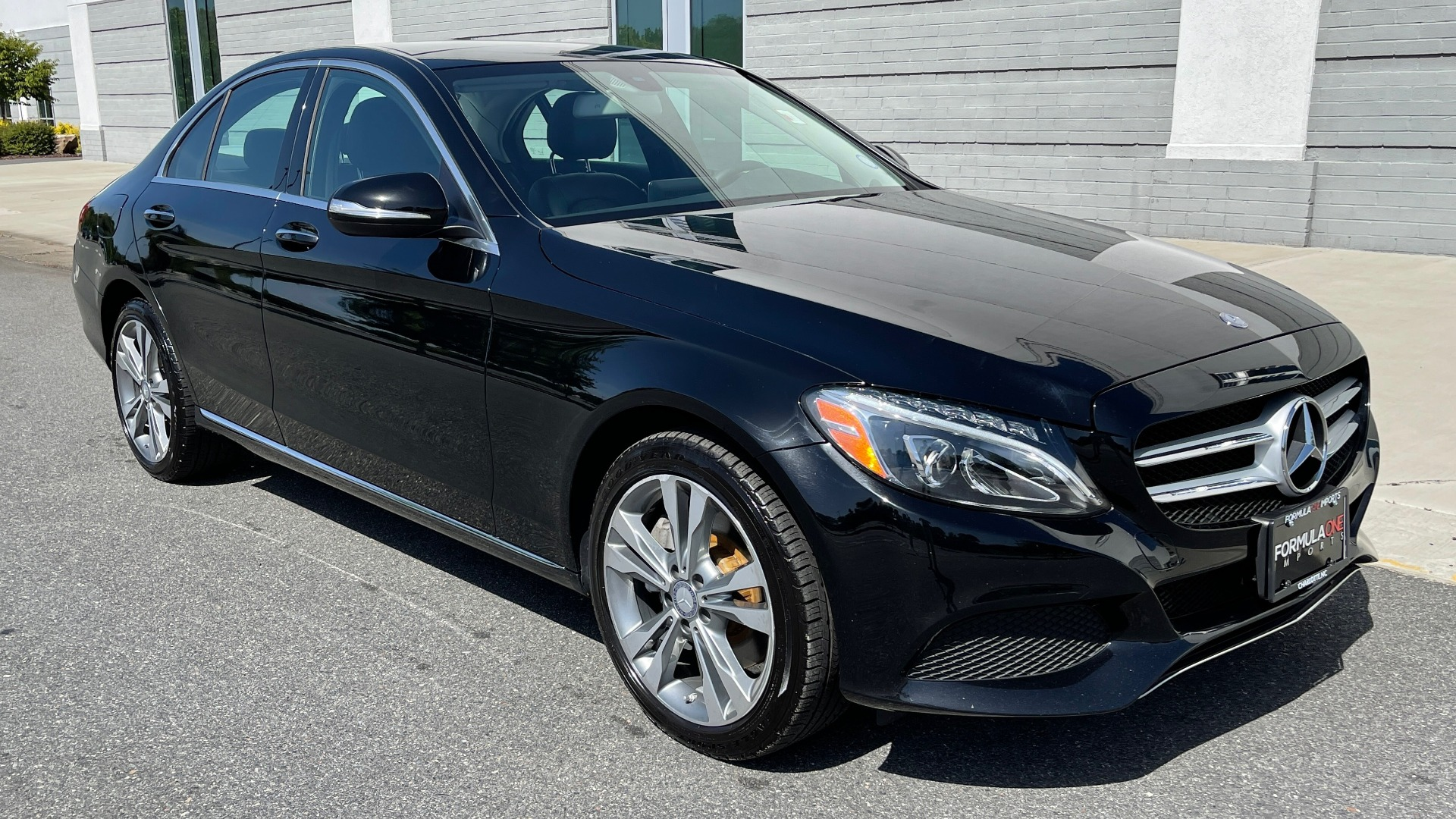 Used 2015 Mercedes-Benz C-CLASS C 300 4MATIC PREMIUM / MULTI MEDIA PKG / BSA / REARVIEW for sale $21,795 at Formula Imports in Charlotte NC 28227 6