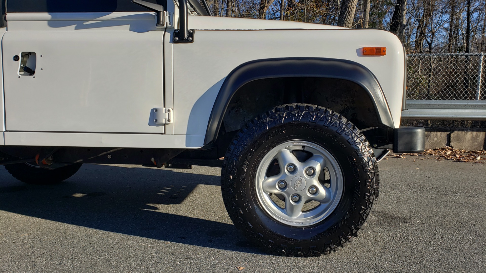Used 1995 Land Rover DEFENDER 90 NAS SOFT-TOP AUTO / LS3 V8 / LOW MILES / SUPER CLEAN for sale Sold at Formula Imports in Charlotte NC 28227 72