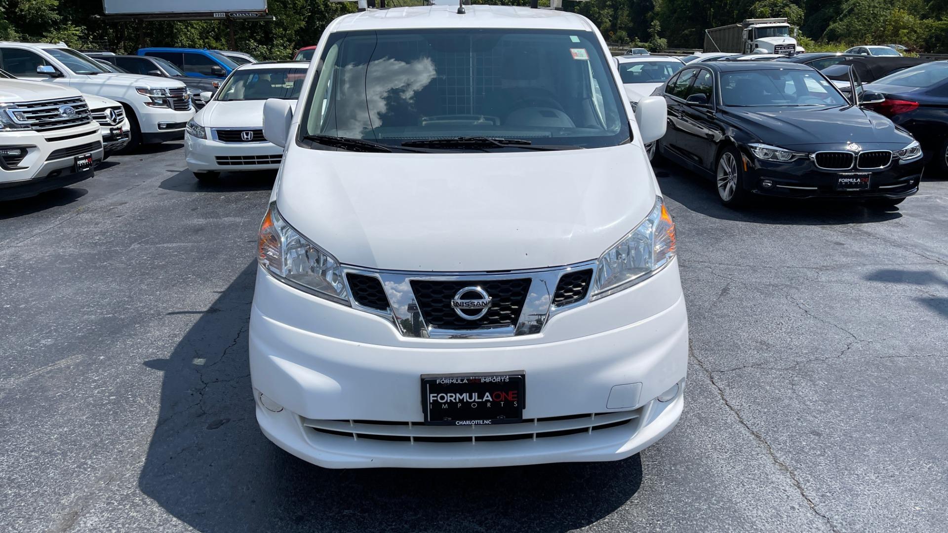 Used 2016 Nissan NV200 SV / WORK VAN / EXTERIOR APPEARANCE PKG / SPLASH GUARDS for sale $14,999 at Formula Imports in Charlotte NC 28227 12