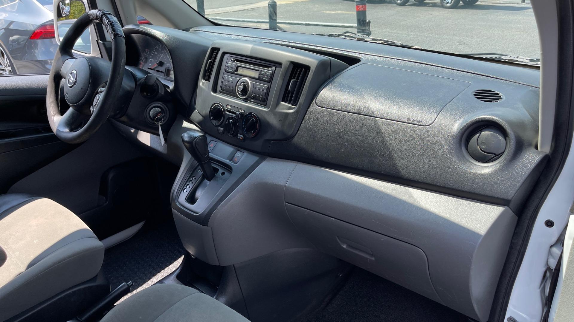Used 2016 Nissan NV200 SV / WORK VAN / EXTERIOR APPEARANCE PKG / SPLASH GUARDS for sale $14,999 at Formula Imports in Charlotte NC 28227 51