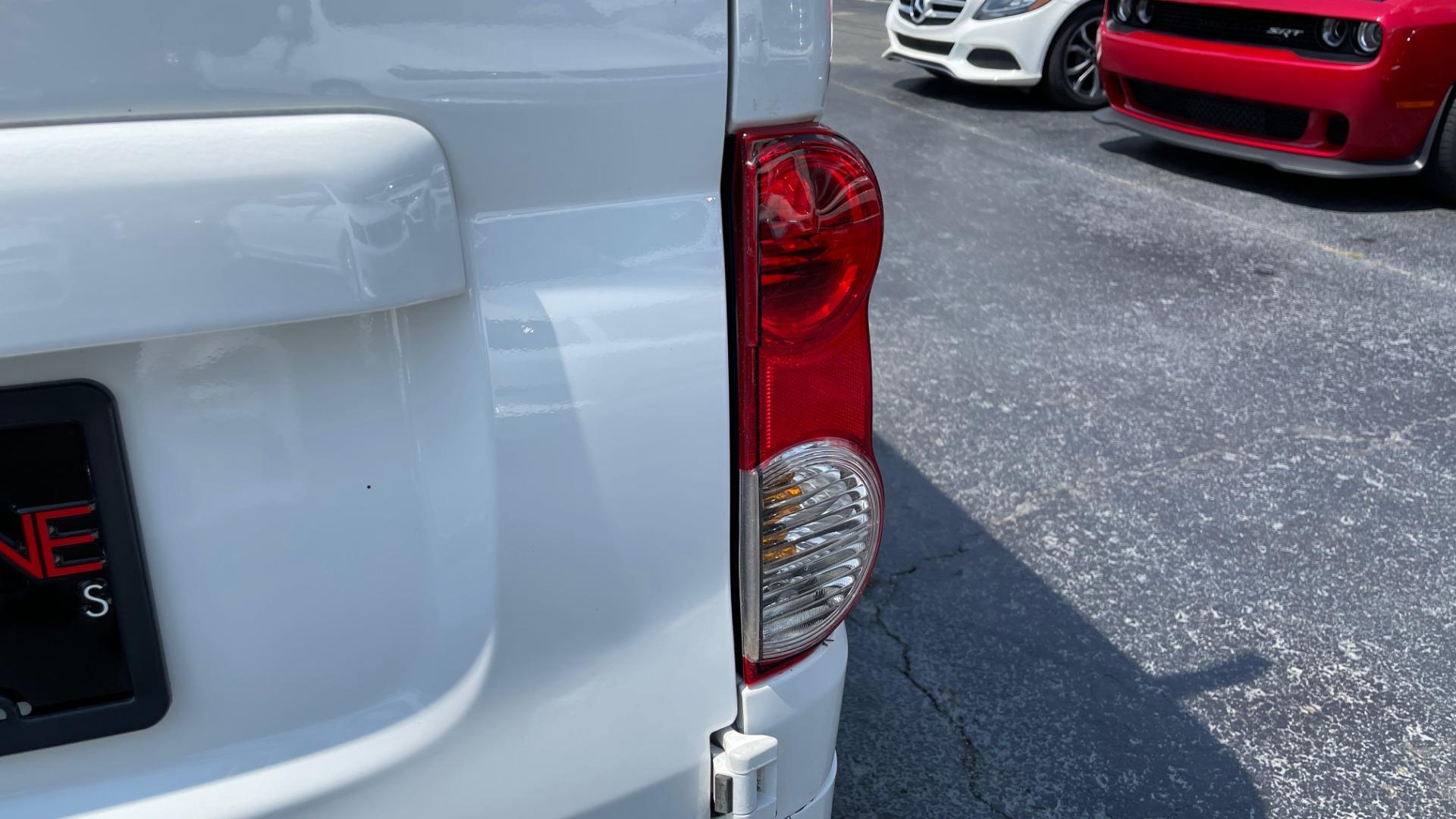 Used 2016 Nissan NV200 SV / WORK VAN / EXTERIOR APPEARANCE PKG / SPLASH GUARDS for sale $14,999 at Formula Imports in Charlotte NC 28227 9