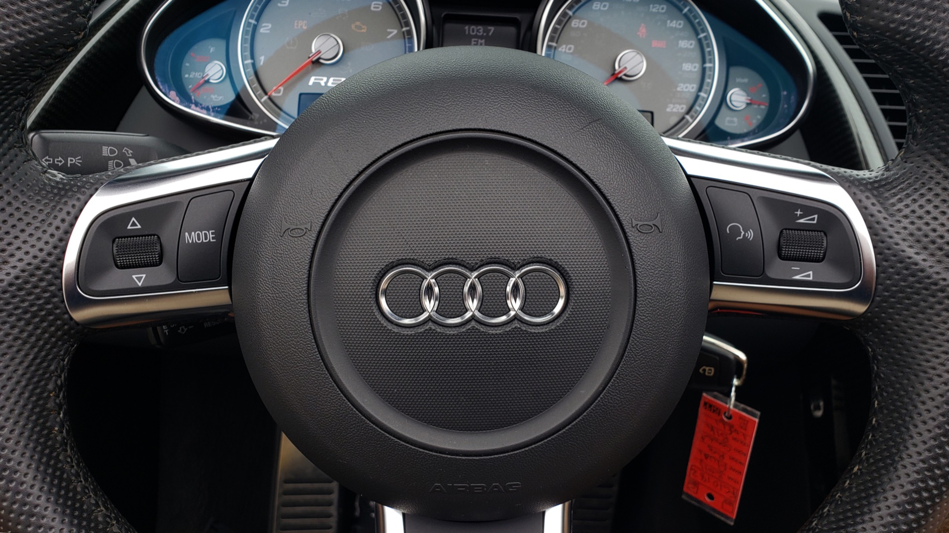 Used 2011 Audi R8 4.2L SPYDER QUATTRO / NAV / 19 IN WHEELS / LOW MILES for sale Sold at Formula Imports in Charlotte NC 28227 45