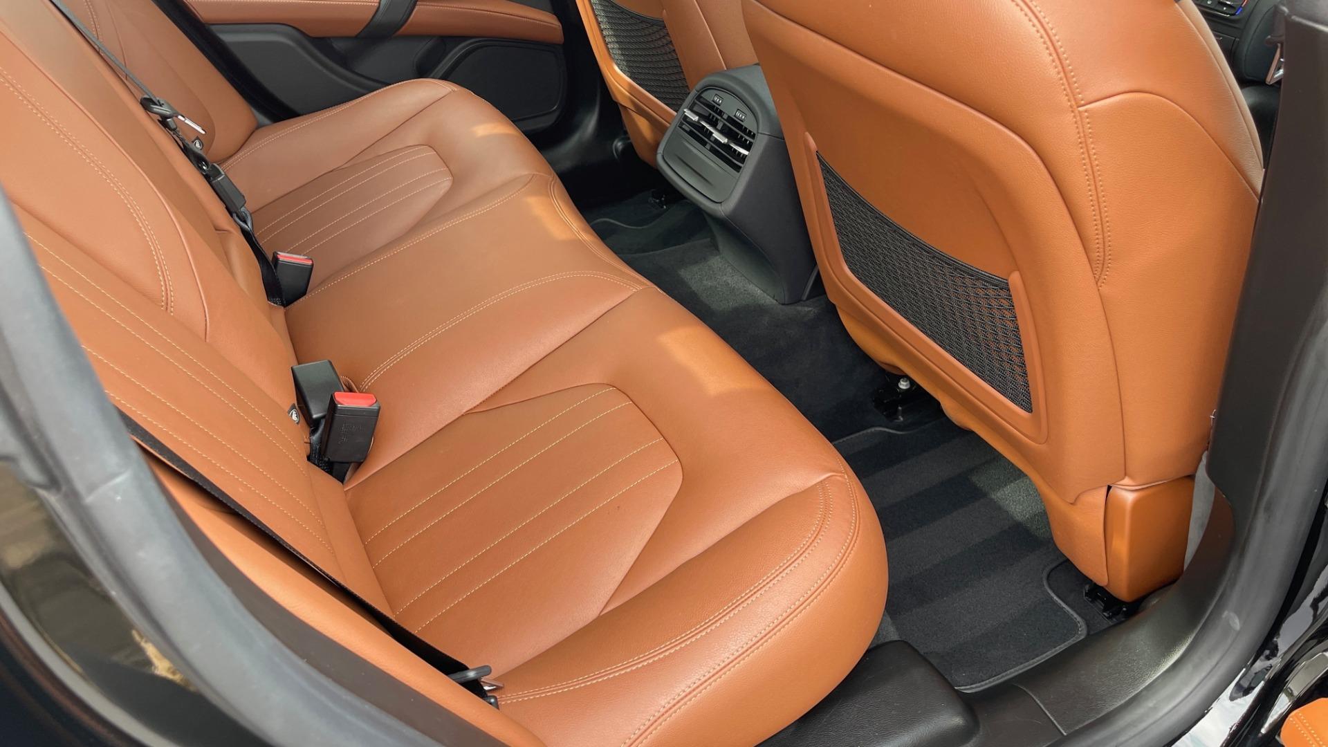 Used 2018 Maserati GHIBLI 3.0L SEDAN / 8-SPD AUTO / NAV / SUNROOF / REARVIEW for sale $42,995 at Formula Imports in Charlotte NC 28227 55