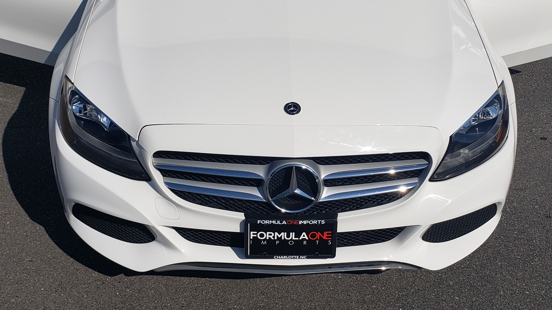 Used 2018 Mercedes-Benz C-Class C 300 4MATIC PREMIUM / APPLE CARPLAY / PANO-ROOF / REARVIEW for sale $33,795 at Formula Imports in Charlotte NC 28227 25