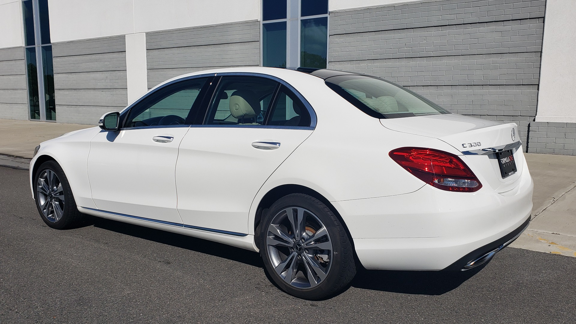Used 2018 Mercedes-Benz C-Class C 300 4MATIC PREMIUM / APPLE CARPLAY / PANO-ROOF / REARVIEW for sale $33,795 at Formula Imports in Charlotte NC 28227 4