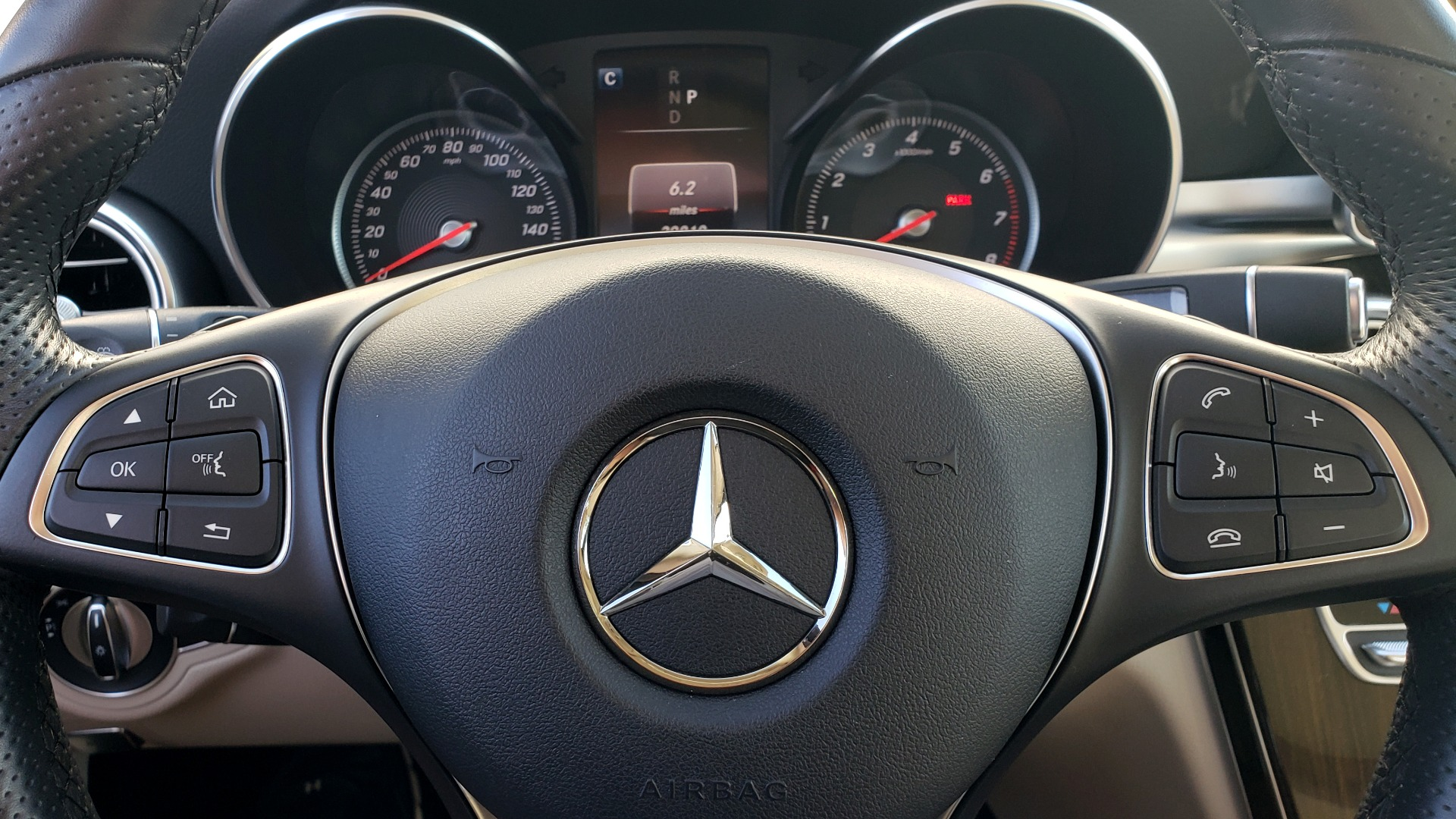 Used 2018 Mercedes-Benz C-Class C 300 4MATIC PREMIUM / APPLE CARPLAY / PANO-ROOF / REARVIEW for sale $33,795 at Formula Imports in Charlotte NC 28227 41