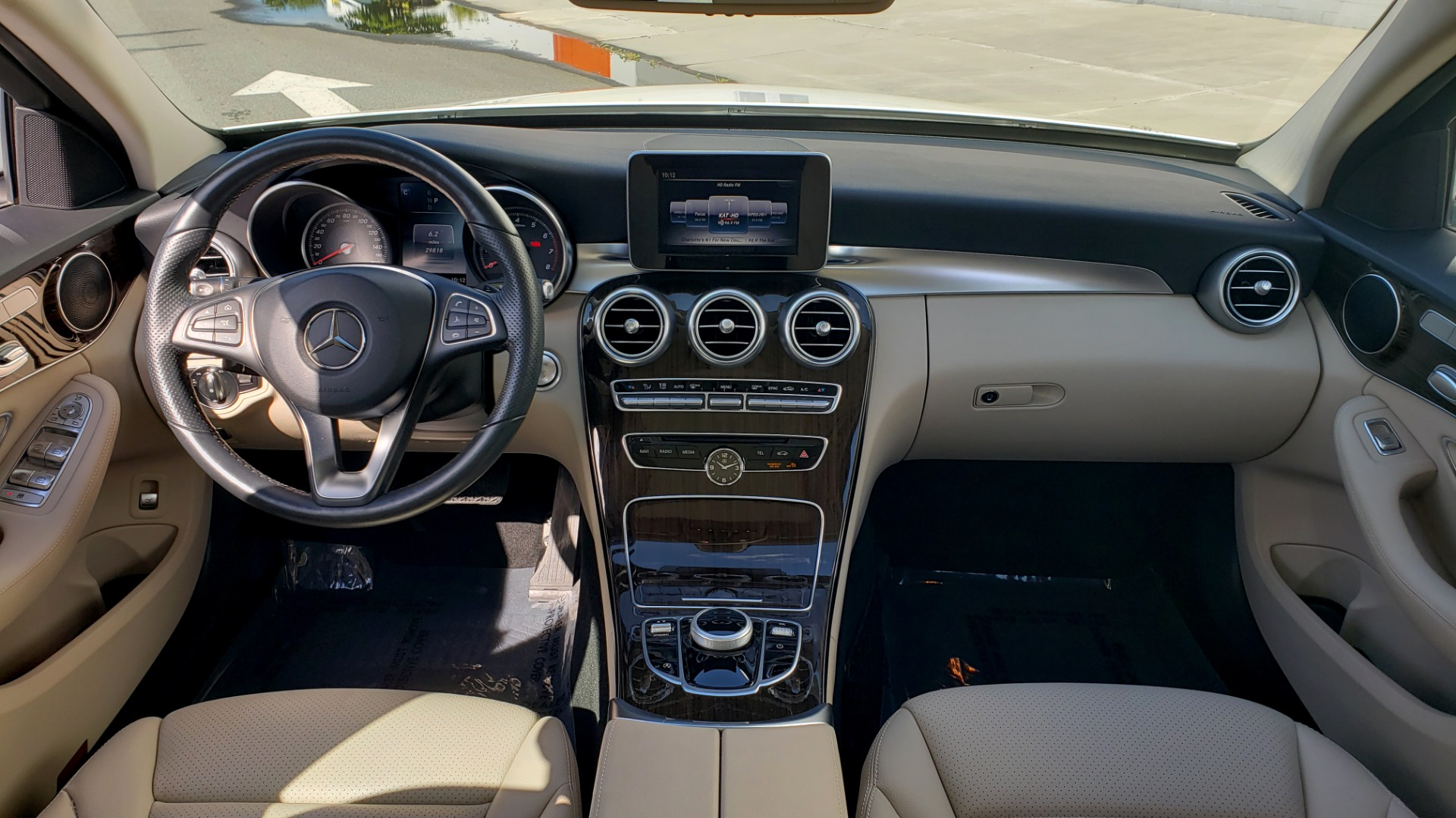 Used 2018 Mercedes-Benz C-Class C 300 4MATIC PREMIUM / APPLE CARPLAY / PANO-ROOF / REARVIEW for sale $33,795 at Formula Imports in Charlotte NC 28227 71