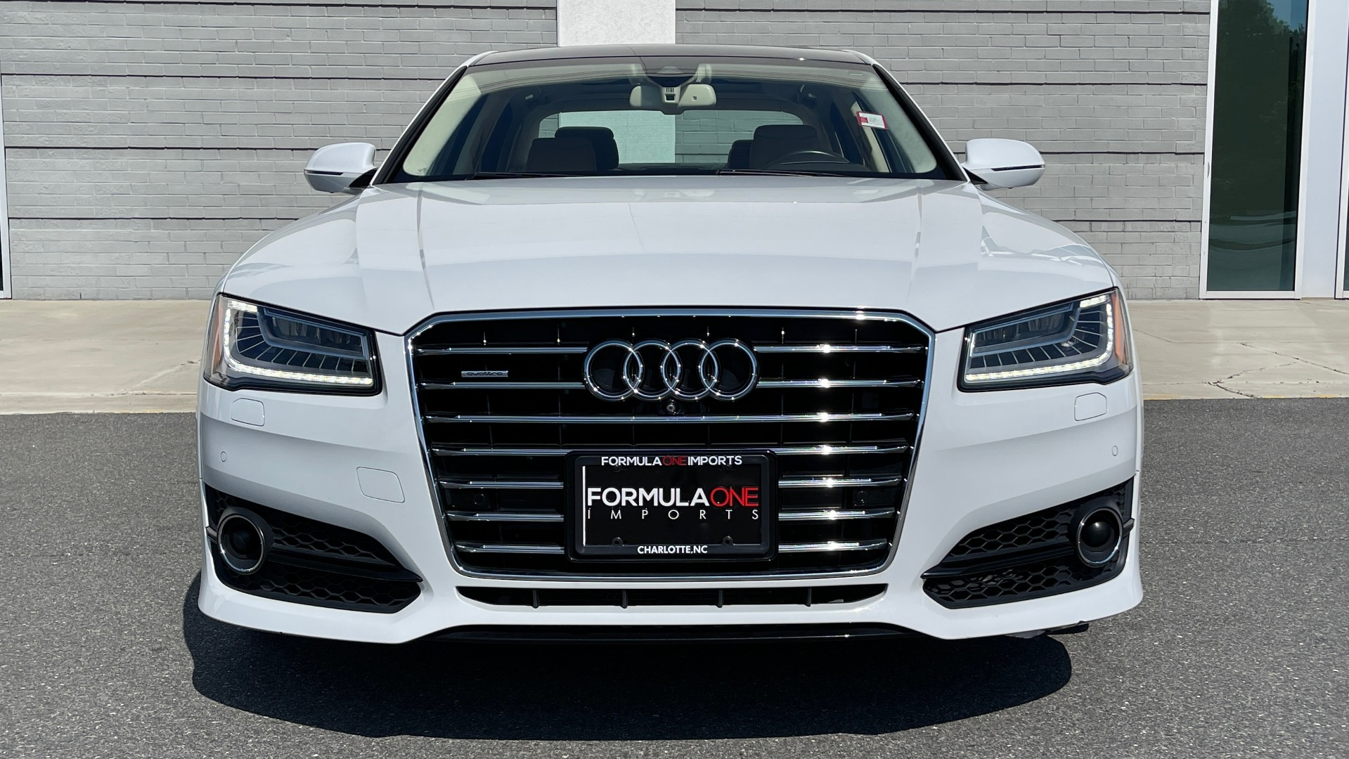 Used 2018 Audi A8 L SPORT 4.0T / EXECUTIVE PKG / NAV / BOSE / SUNROOF / REARVIEW for sale Sold at Formula Imports in Charlotte NC 28227 14
