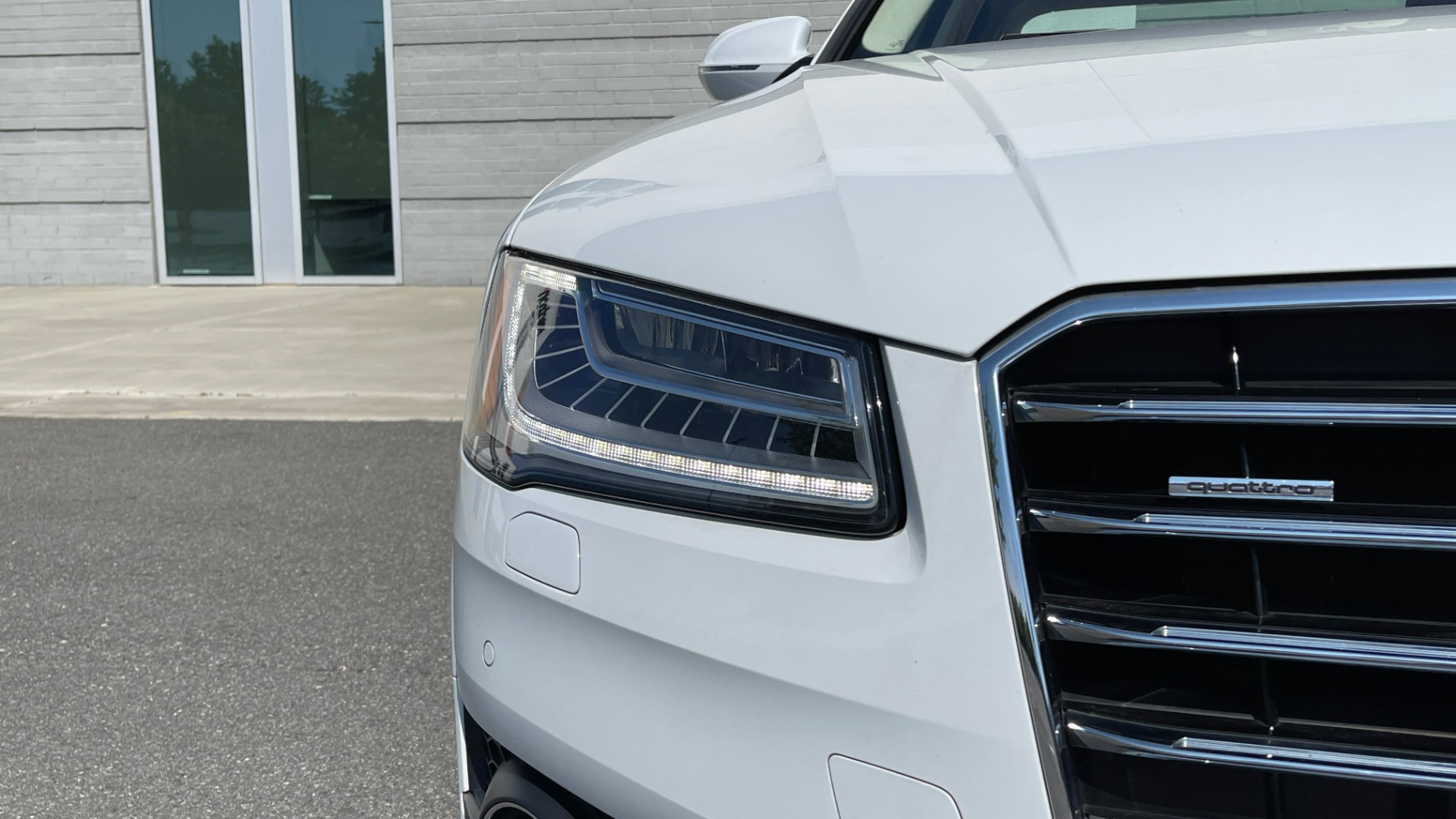 Used 2018 Audi A8 L SPORT 4.0T / EXECUTIVE PKG / NAV / BOSE / SUNROOF / REARVIEW for sale Sold at Formula Imports in Charlotte NC 28227 15