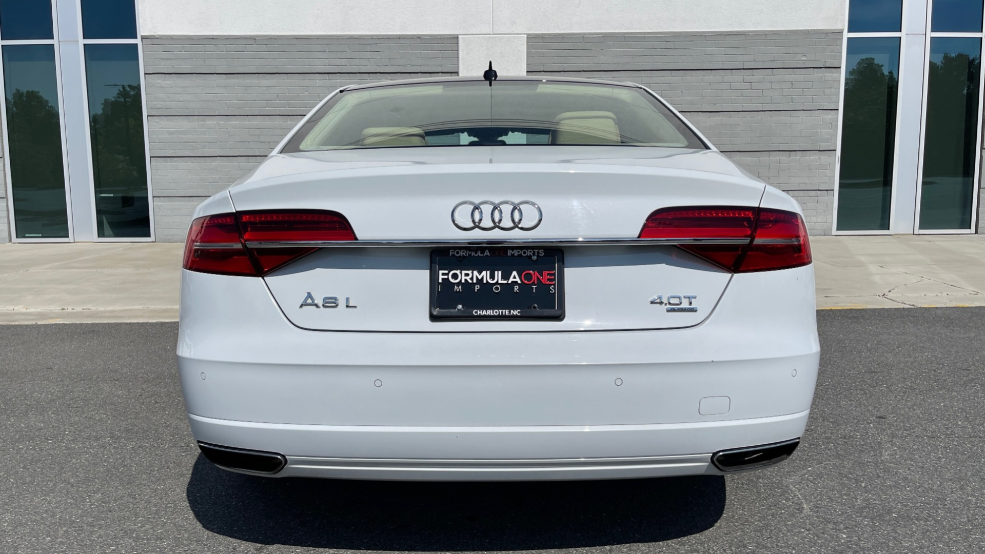 Used 2018 Audi A8 L SPORT 4.0T / EXECUTIVE PKG / NAV / BOSE / SUNROOF / REARVIEW for sale Sold at Formula Imports in Charlotte NC 28227 26