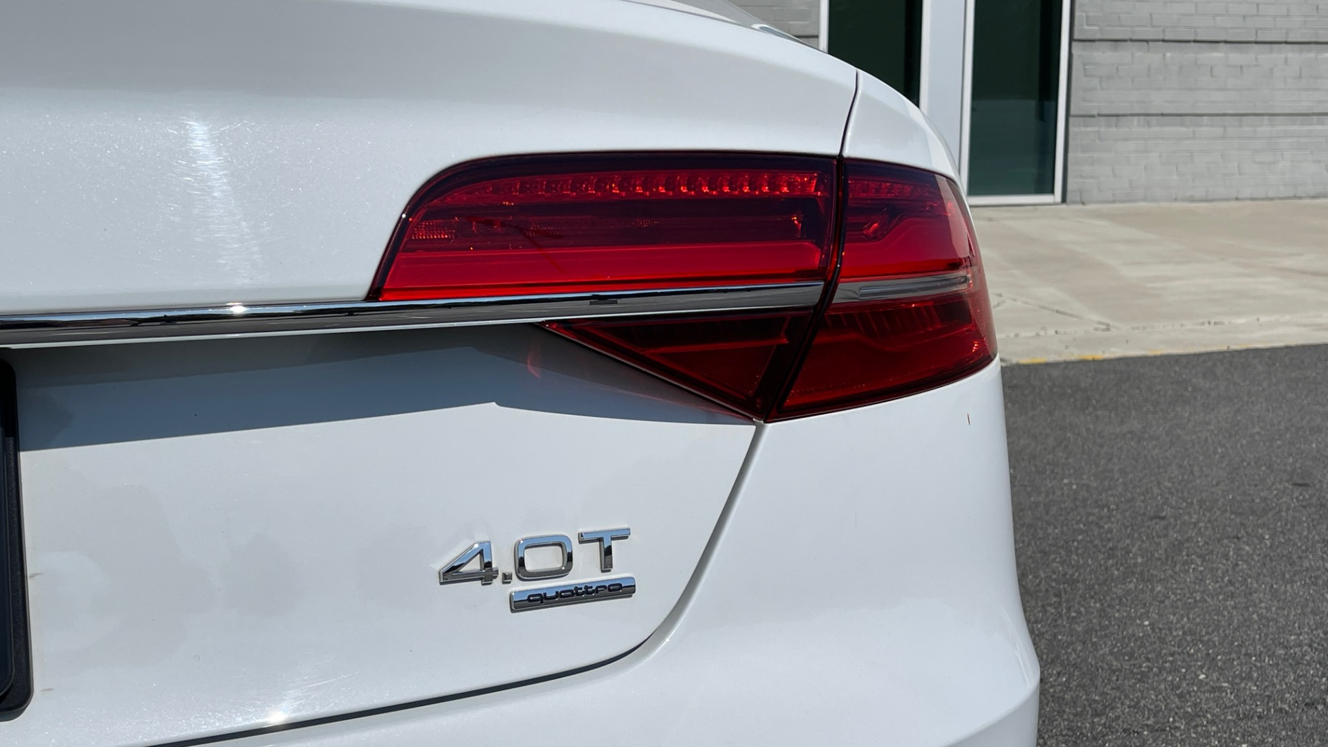 Used 2018 Audi A8 L SPORT 4.0T / EXECUTIVE PKG / NAV / BOSE / SUNROOF / REARVIEW for sale Sold at Formula Imports in Charlotte NC 28227 28