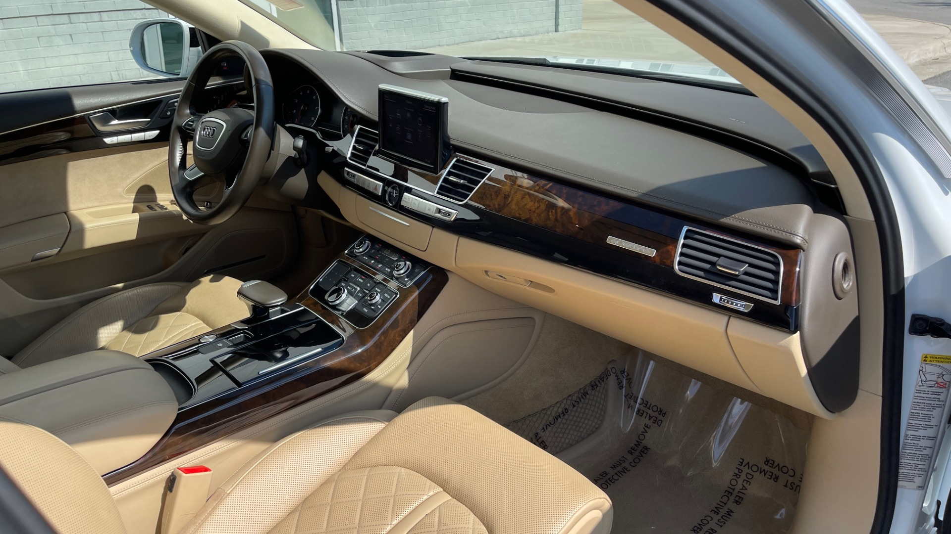Used 2018 Audi A8 L SPORT 4.0T / EXECUTIVE PKG / NAV / BOSE / SUNROOF / REARVIEW for sale Sold at Formula Imports in Charlotte NC 28227 81