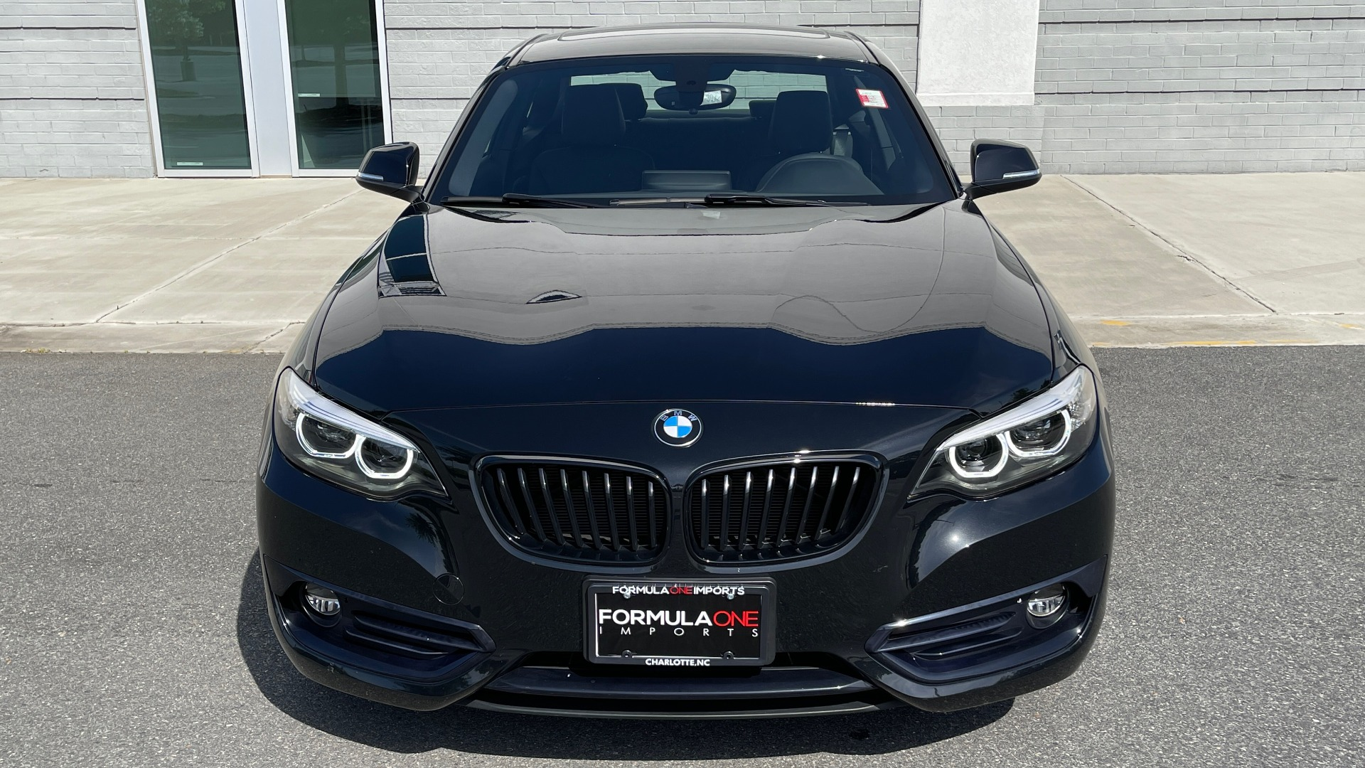Used 2018 BMW 2 SERIES 230I XDRIVE PREMIUM / CONV PKG / NAV / SUNROOF / REARVIEW for sale $30,795 at Formula Imports in Charlotte NC 28227 11