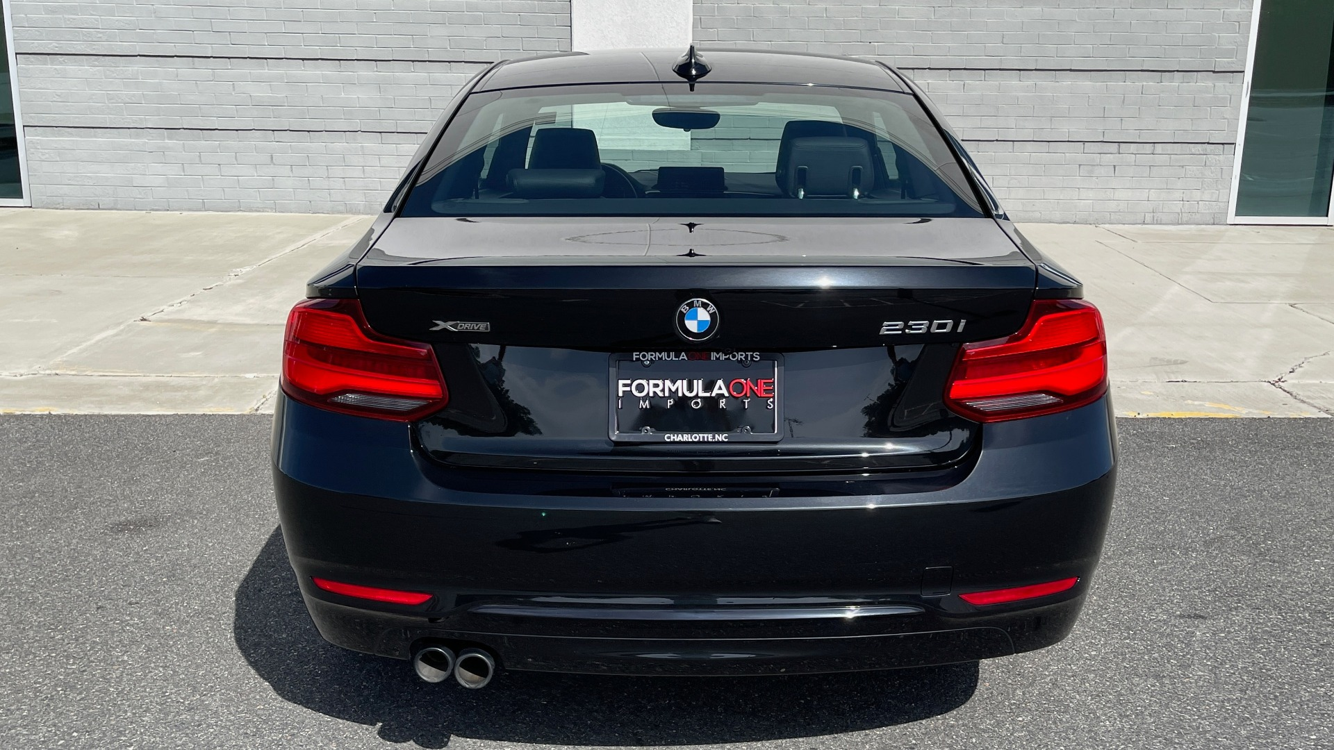 Used 2018 BMW 2 SERIES 230I XDRIVE PREMIUM / CONV PKG / NAV / SUNROOF / REARVIEW for sale $30,795 at Formula Imports in Charlotte NC 28227 19