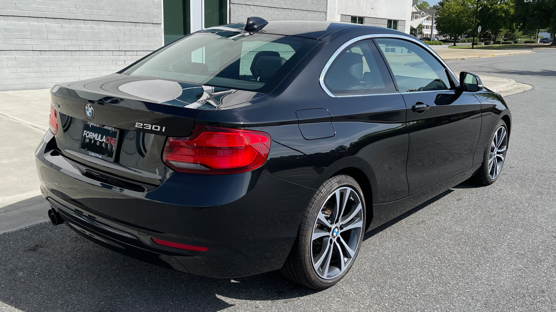 Used 2018 BMW 2 SERIES 230I XDRIVE PREMIUM / CONV PKG / NAV / SUNROOF / REARVIEW for sale $30,795 at Formula Imports in Charlotte NC 28227 2