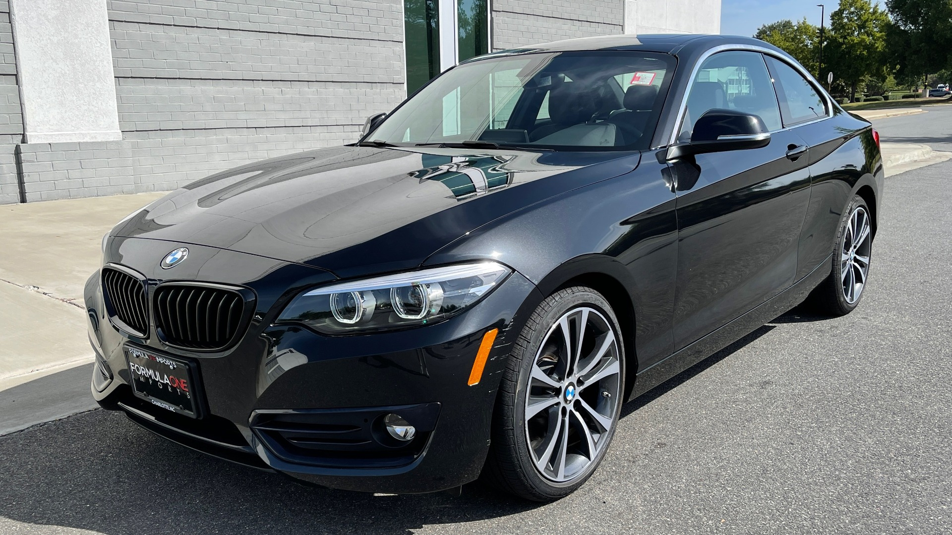 Used 2018 BMW 2 SERIES 230I XDRIVE PREMIUM / CONV PKG / NAV / SUNROOF / REARVIEW for sale $30,795 at Formula Imports in Charlotte NC 28227 3