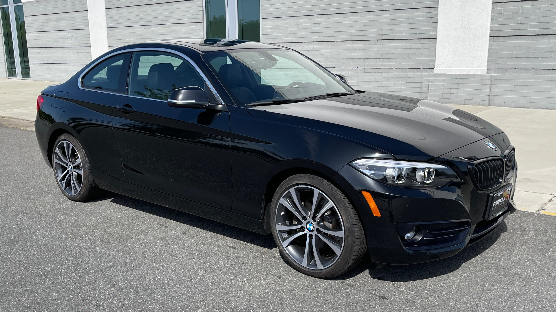Used 2018 BMW 2 SERIES 230I XDRIVE PREMIUM / CONV PKG / NAV / SUNROOF / REARVIEW for sale $30,795 at Formula Imports in Charlotte NC 28227 6