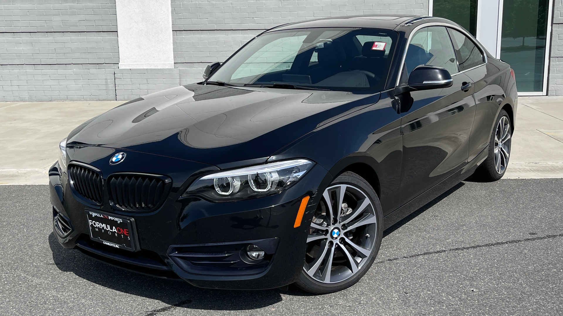 Used 2018 BMW 2 SERIES 230I XDRIVE PREMIUM / CONV PKG / NAV / SUNROOF / REARVIEW for sale $30,795 at Formula Imports in Charlotte NC 28227 1