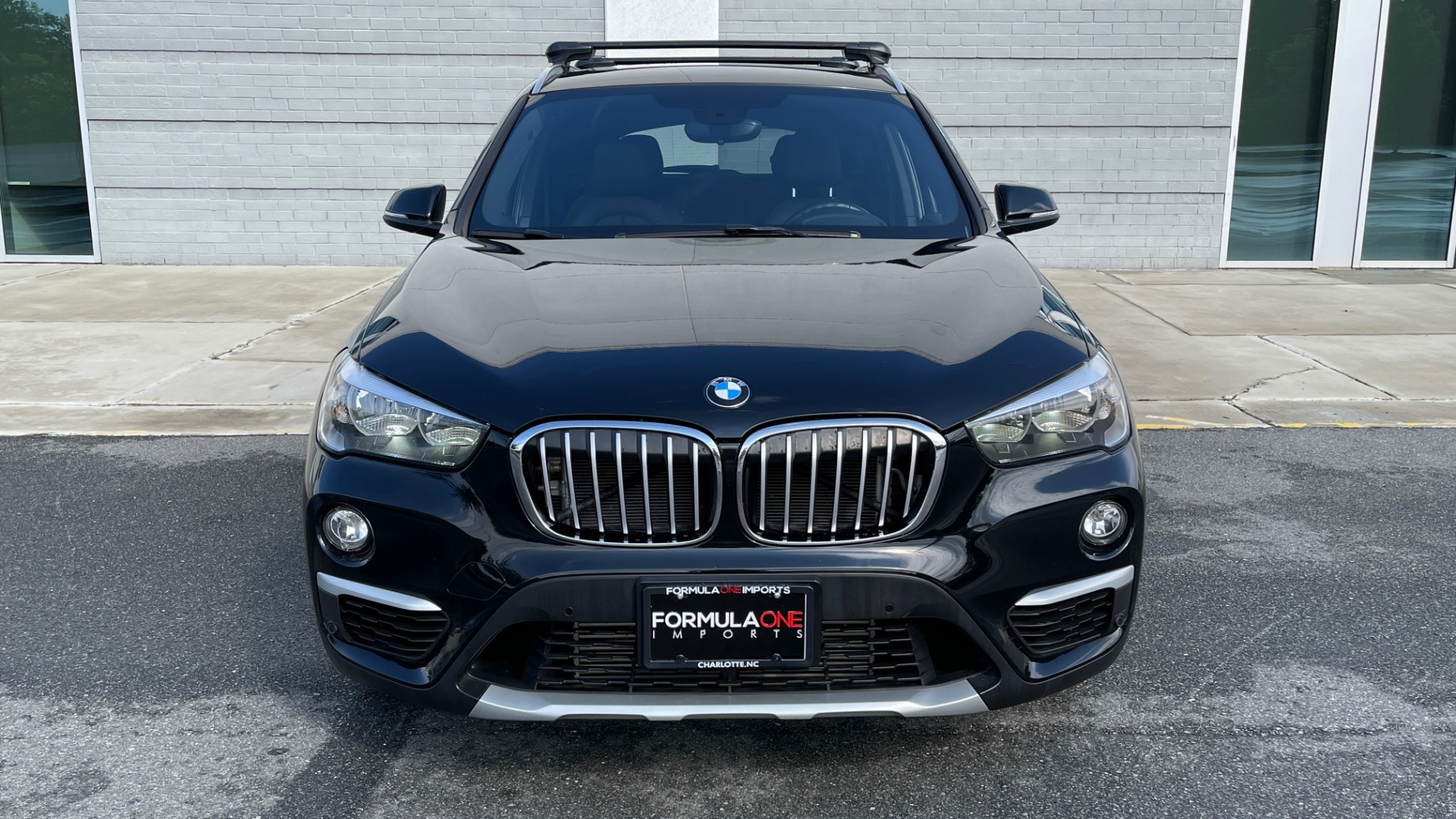 Used 2017 BMW X1 XDRIVE28I / DRVR ASST PKG / COLD WTHR / HTD FRT STS / PANO-ROOF / REARVIEW for sale $25,795 at Formula Imports in Charlotte NC 28227 11