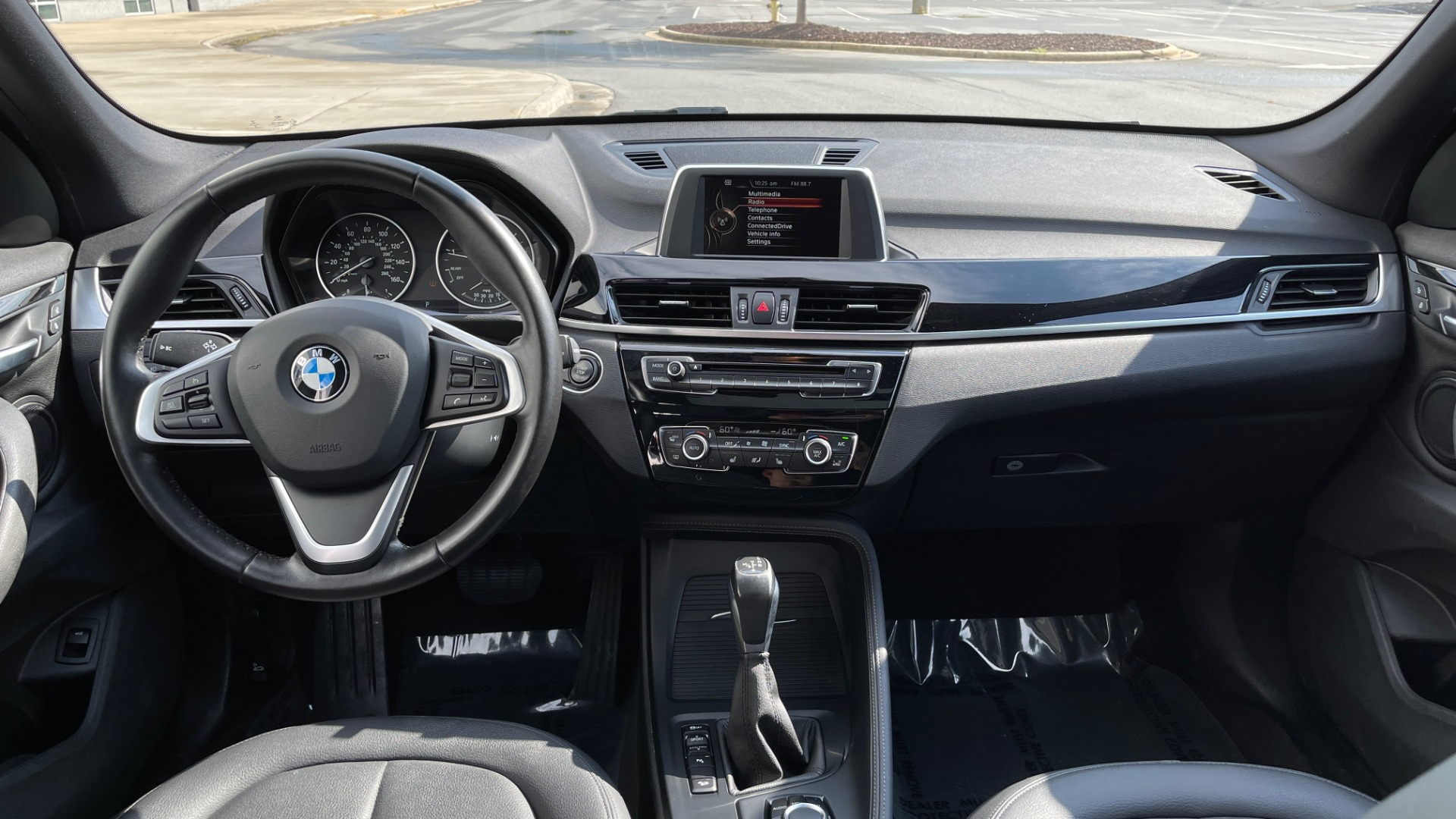 Used 2017 BMW X1 XDRIVE28I / DRVR ASST PKG / COLD WTHR / HTD FRT STS / PANO-ROOF / REARVIEW for sale $25,795 at Formula Imports in Charlotte NC 28227 52