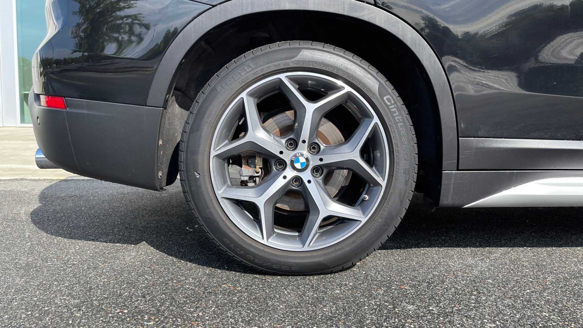 Used 2017 BMW X1 XDRIVE28I / DRVR ASST PKG / COLD WTHR / HTD FRT STS / PANO-ROOF / REARVIEW for sale $25,795 at Formula Imports in Charlotte NC 28227 64