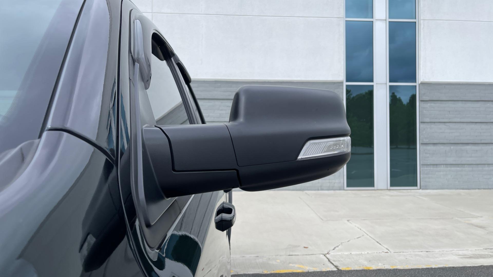 Used 2019 Ram 1500 REBEL QUADCAB 4X4 / 5.7L HEMI / 8-SPD AUTO / REMOTE START / PARK ASSIST for sale $44,495 at Formula Imports in Charlotte NC 28227 14