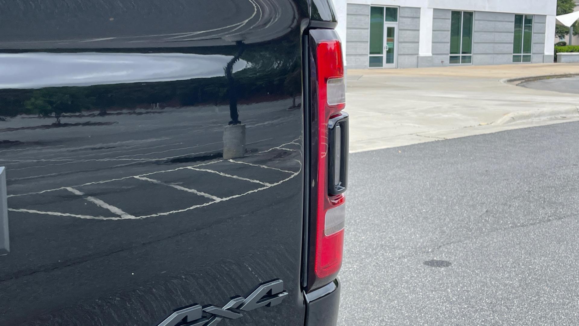 Used 2019 Ram 1500 REBEL QUADCAB 4X4 / 5.7L HEMI / 8-SPD AUTO / REMOTE START / PARK ASSIST for sale $44,495 at Formula Imports in Charlotte NC 28227 21