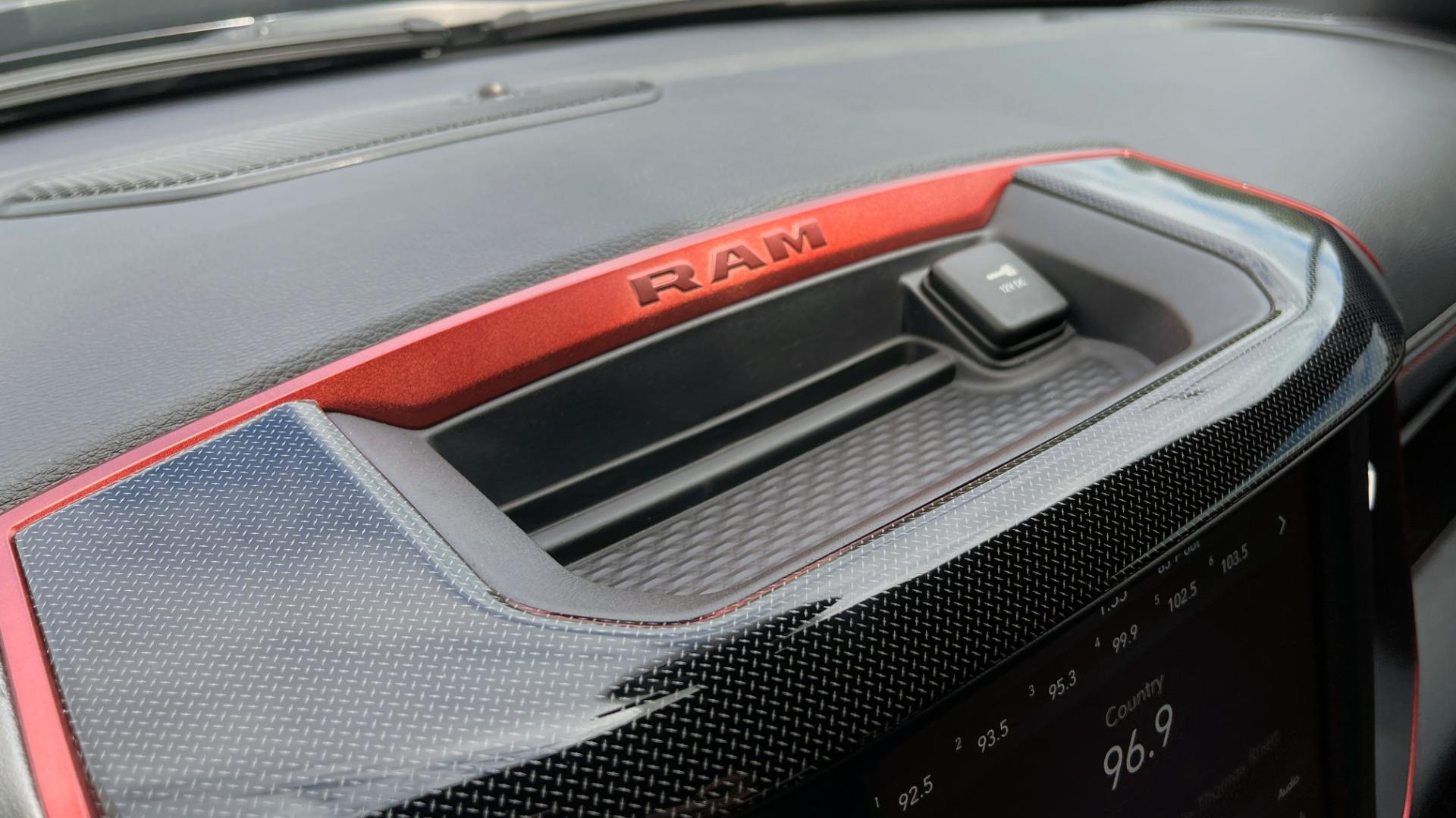 Used 2019 Ram 1500 REBEL QUADCAB 4X4 / 5.7L HEMI / 8-SPD AUTO / REMOTE START / PARK ASSIST for sale $44,495 at Formula Imports in Charlotte NC 28227 46
