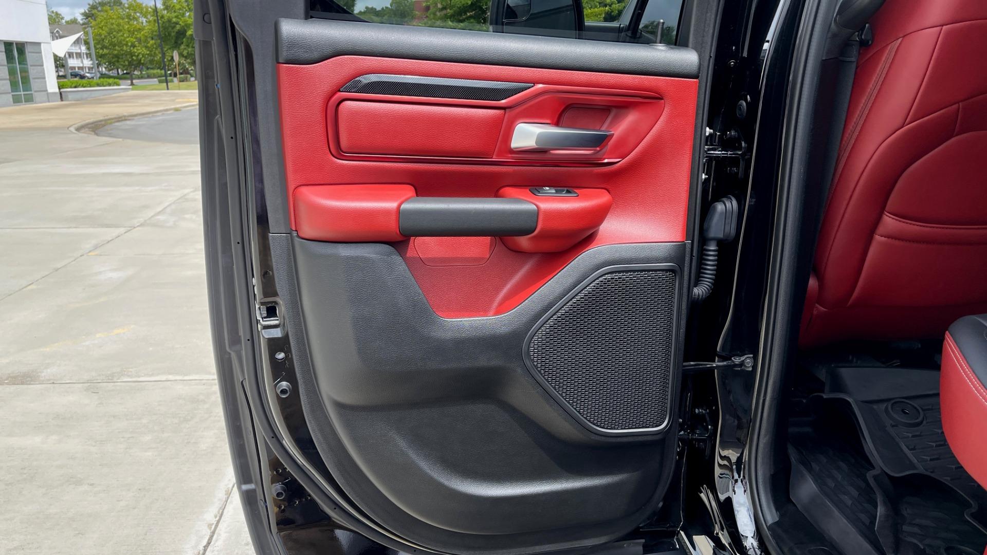 Used 2019 Ram 1500 REBEL QUADCAB 4X4 / 5.7L HEMI / 8-SPD AUTO / REMOTE START / PARK ASSIST for sale $44,495 at Formula Imports in Charlotte NC 28227 51