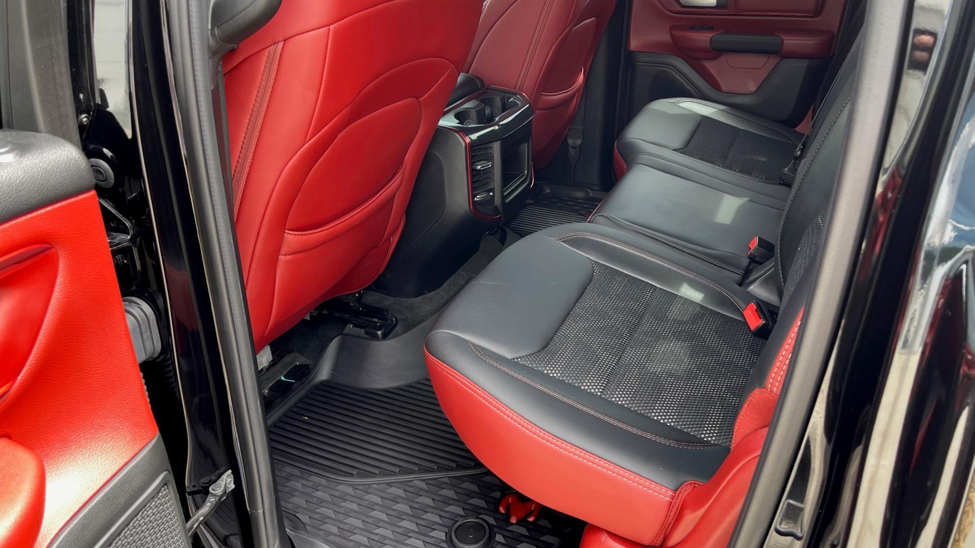 Used 2019 Ram 1500 REBEL QUADCAB 4X4 / 5.7L HEMI / 8-SPD AUTO / REMOTE START / PARK ASSIST for sale $44,495 at Formula Imports in Charlotte NC 28227 53