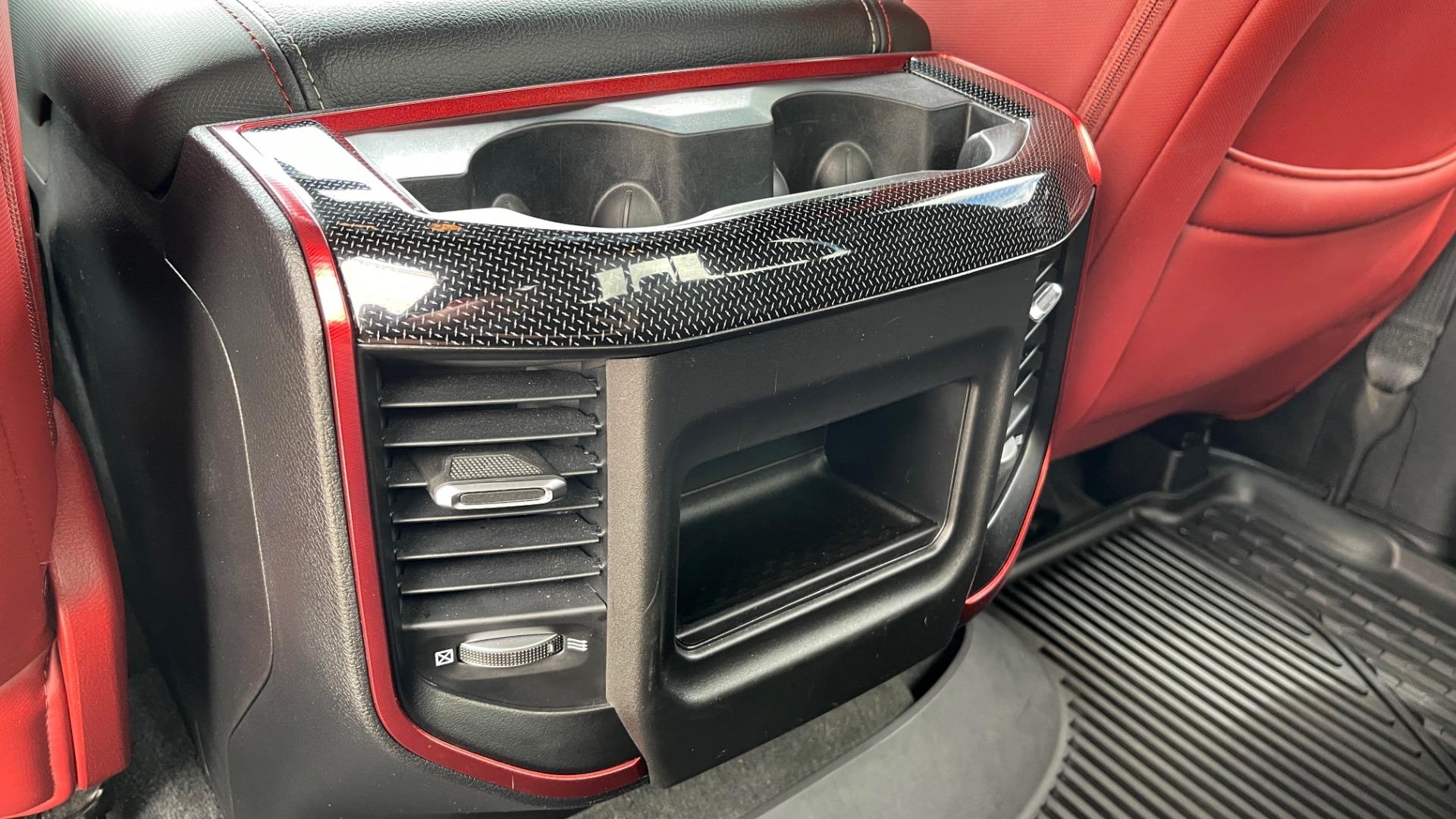 Used 2019 Ram 1500 REBEL QUADCAB 4X4 / 5.7L HEMI / 8-SPD AUTO / REMOTE START / PARK ASSIST for sale $44,495 at Formula Imports in Charlotte NC 28227 55