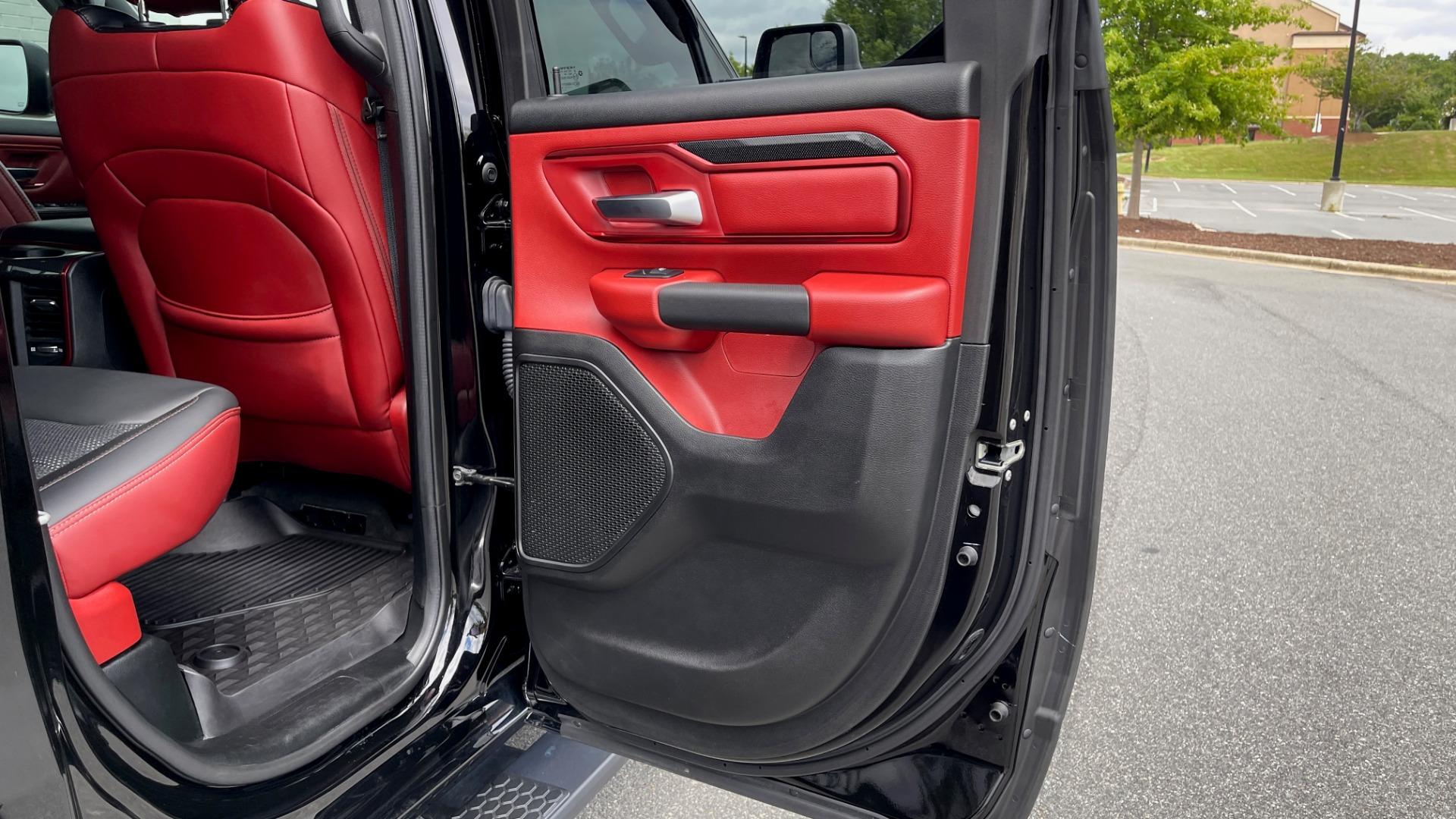 Used 2019 Ram 1500 REBEL QUADCAB 4X4 / 5.7L HEMI / 8-SPD AUTO / REMOTE START / PARK ASSIST for sale $44,495 at Formula Imports in Charlotte NC 28227 58