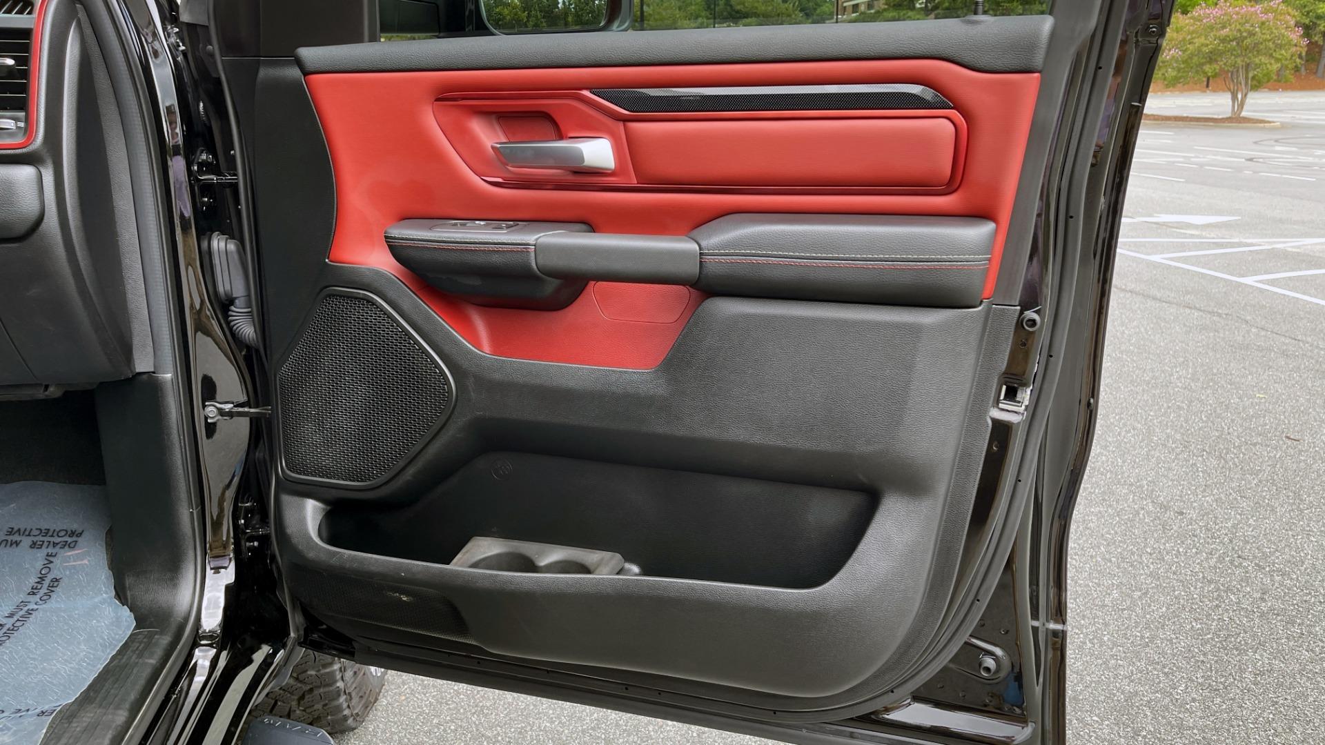 Used 2019 Ram 1500 REBEL QUADCAB 4X4 / 5.7L HEMI / 8-SPD AUTO / REMOTE START / PARK ASSIST for sale $44,495 at Formula Imports in Charlotte NC 28227 63