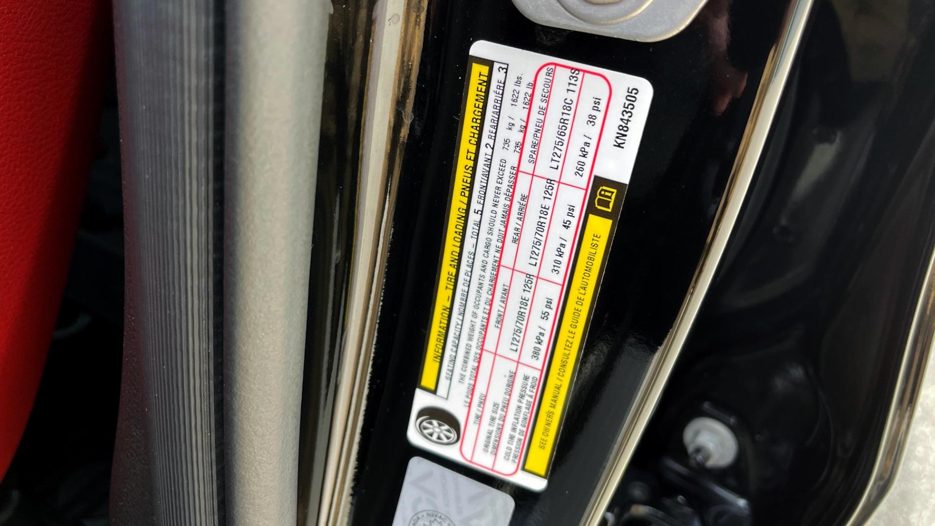 Used 2019 Ram 1500 REBEL QUADCAB 4X4 / 5.7L HEMI / 8-SPD AUTO / REMOTE START / PARK ASSIST for sale $44,495 at Formula Imports in Charlotte NC 28227 80