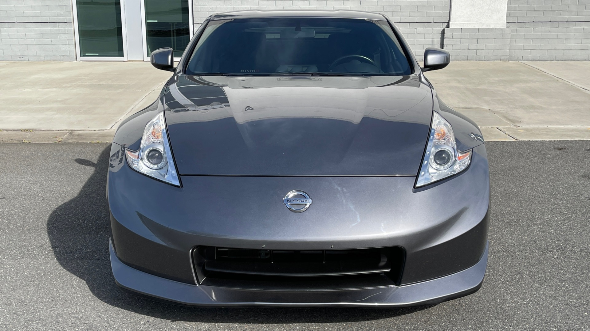 Used 2011 Nissan 370Z NISMO COUPE / 3.7L V6 / 6-SPD MAN / AUTO CLIMATE CONTROL for sale $32,995 at Formula Imports in Charlotte NC 28227 10