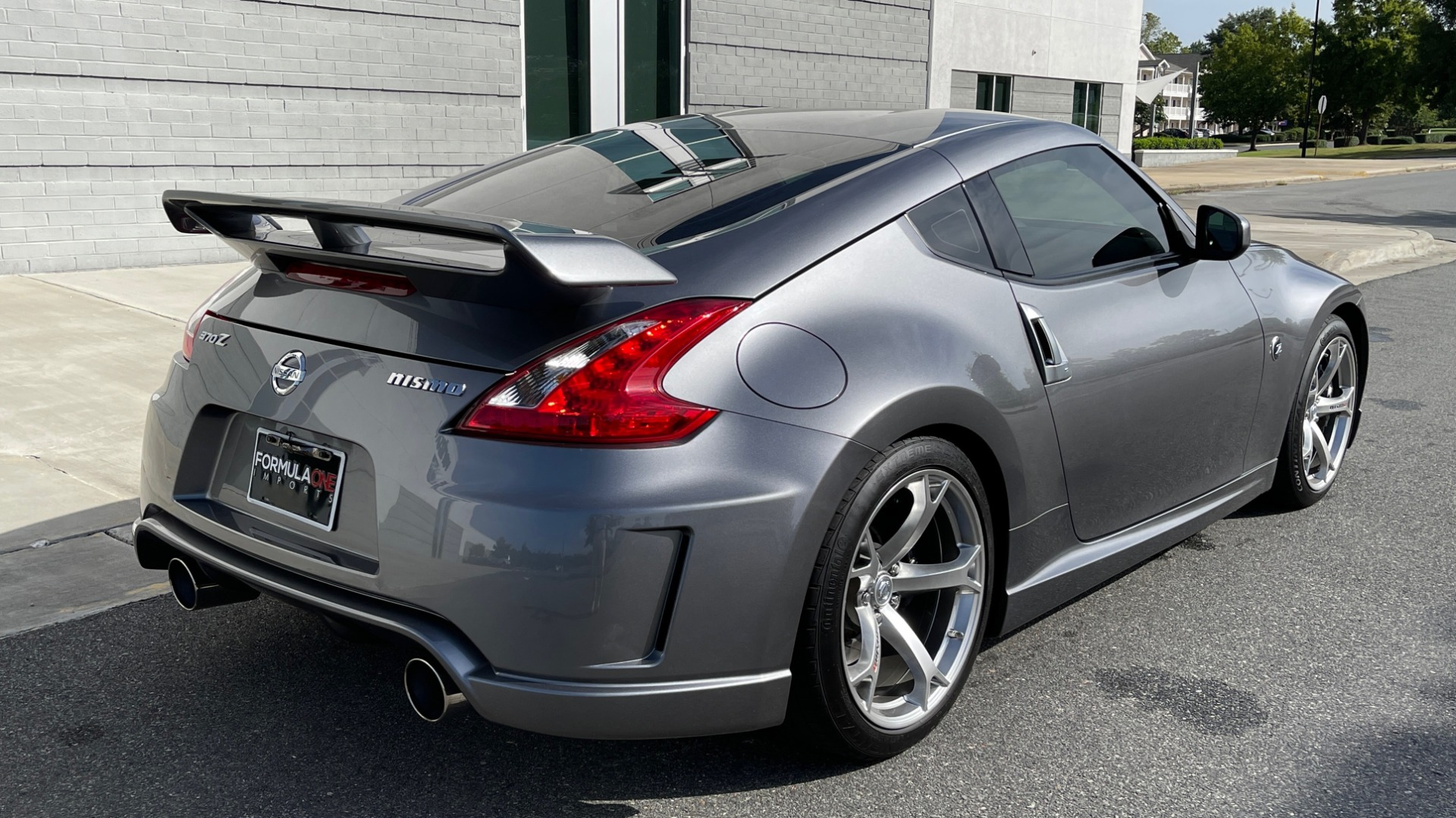 Used 2011 Nissan 370Z NISMO COUPE / 3.7L V6 / 6-SPD MAN / AUTO CLIMATE CONTROL for sale $32,995 at Formula Imports in Charlotte NC 28227 2