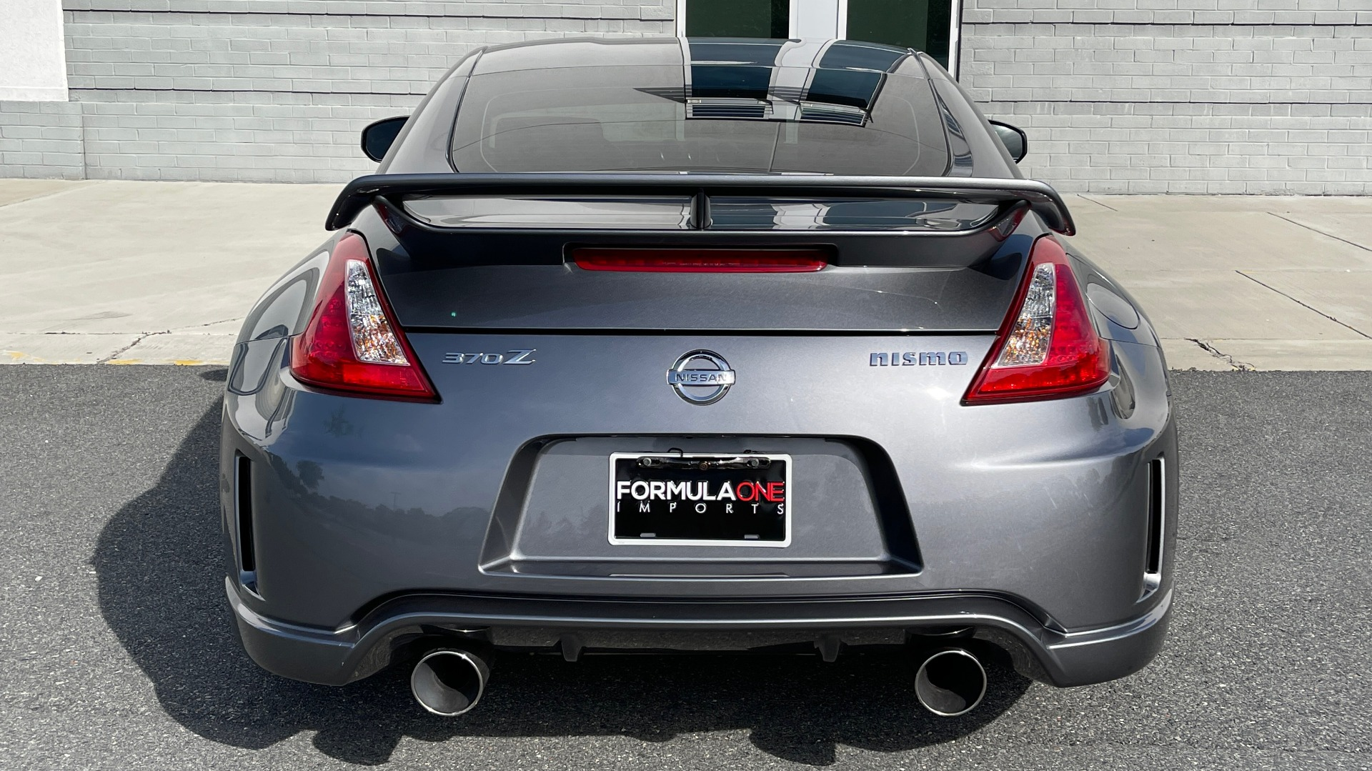 Used 2011 Nissan 370Z NISMO COUPE / 3.7L V6 / 6-SPD MAN / AUTO CLIMATE CONTROL for sale $32,995 at Formula Imports in Charlotte NC 28227 20