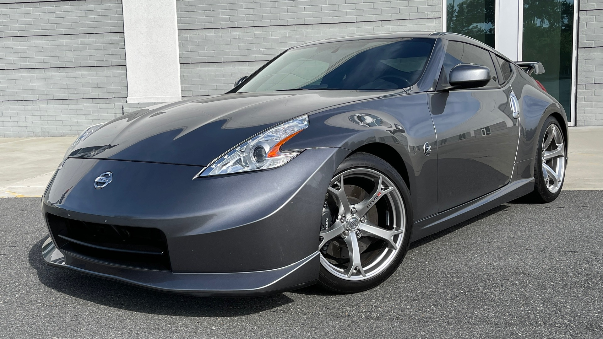 Used 2011 Nissan 370Z NISMO COUPE / 3.7L V6 / 6-SPD MAN / AUTO CLIMATE CONTROL for sale $32,995 at Formula Imports in Charlotte NC 28227 1