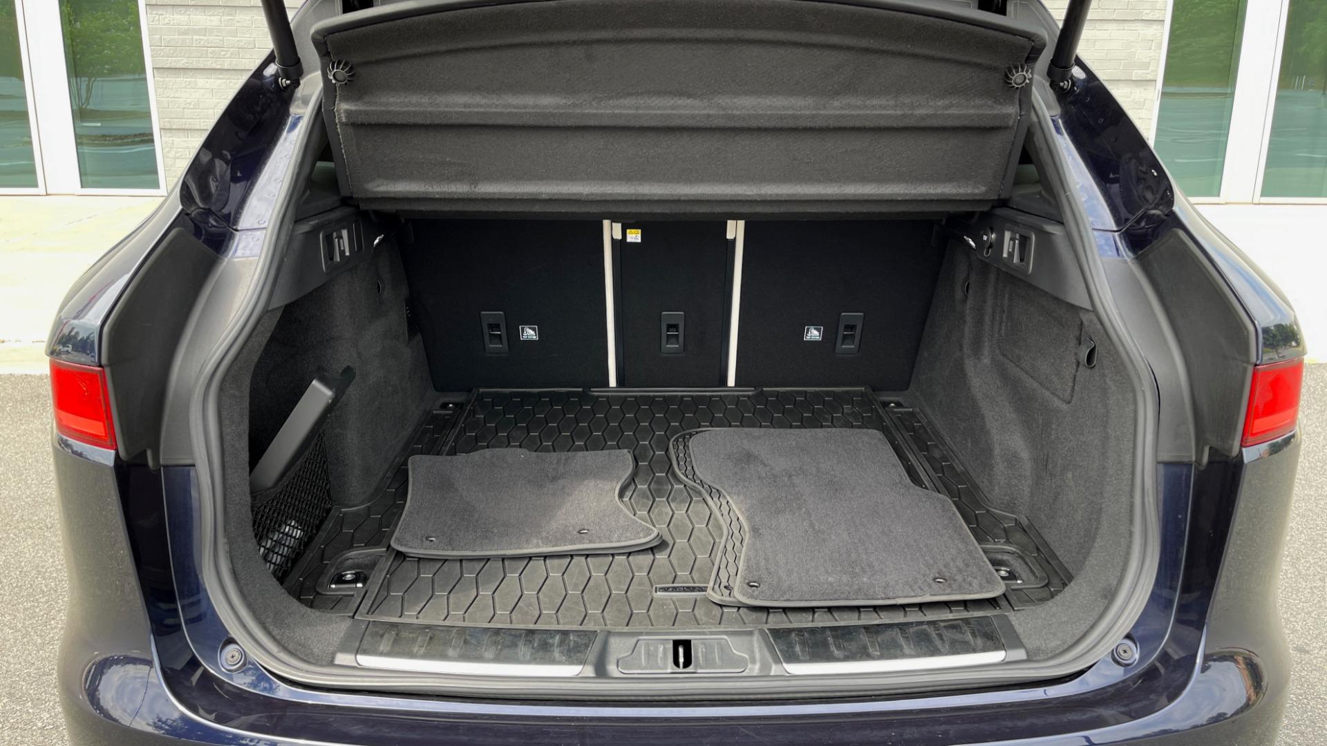 Used 2019 Jaguar F-PACE S / DRIVE PKG / BSA / HUD / BLACK EXT PKG / REARVIEW for sale $50,995 at Formula Imports in Charlotte NC 28227 16