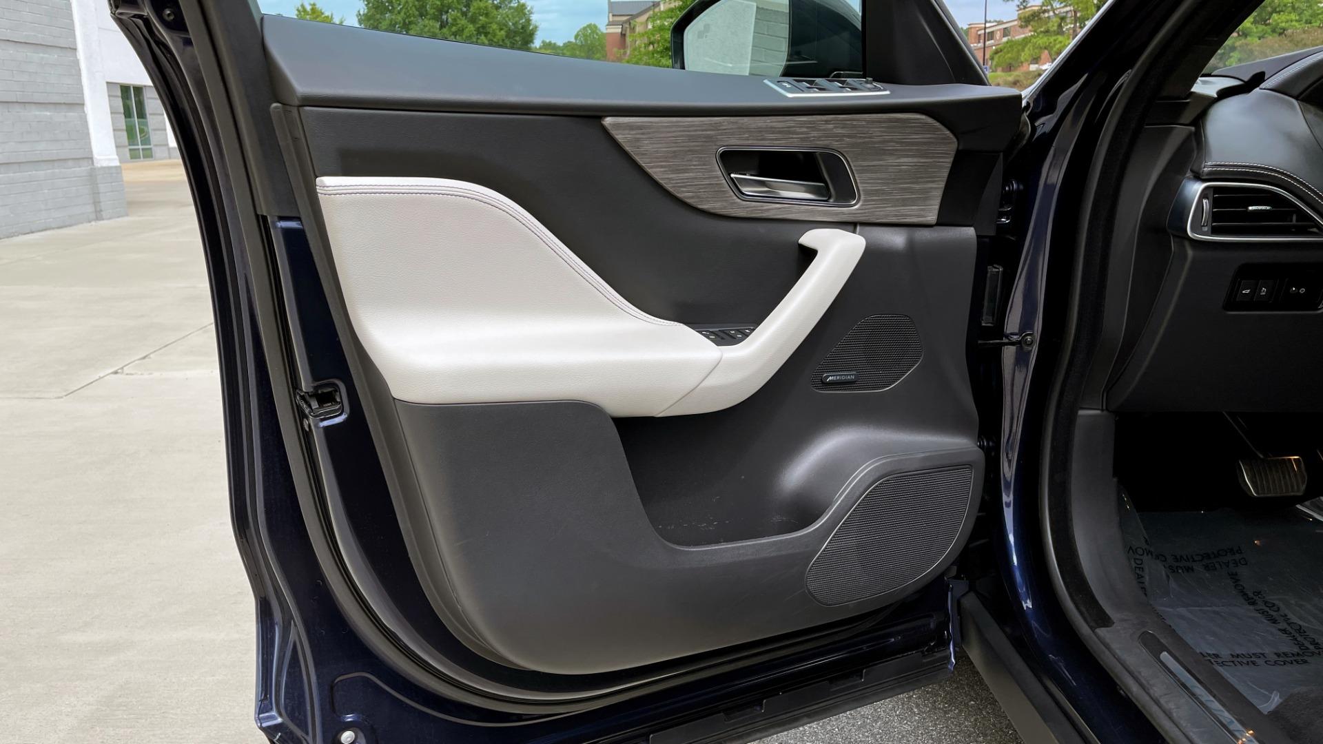 Used 2019 Jaguar F-PACE S / DRIVE PKG / BSA / HUD / BLACK EXT PKG / REARVIEW for sale $50,995 at Formula Imports in Charlotte NC 28227 25